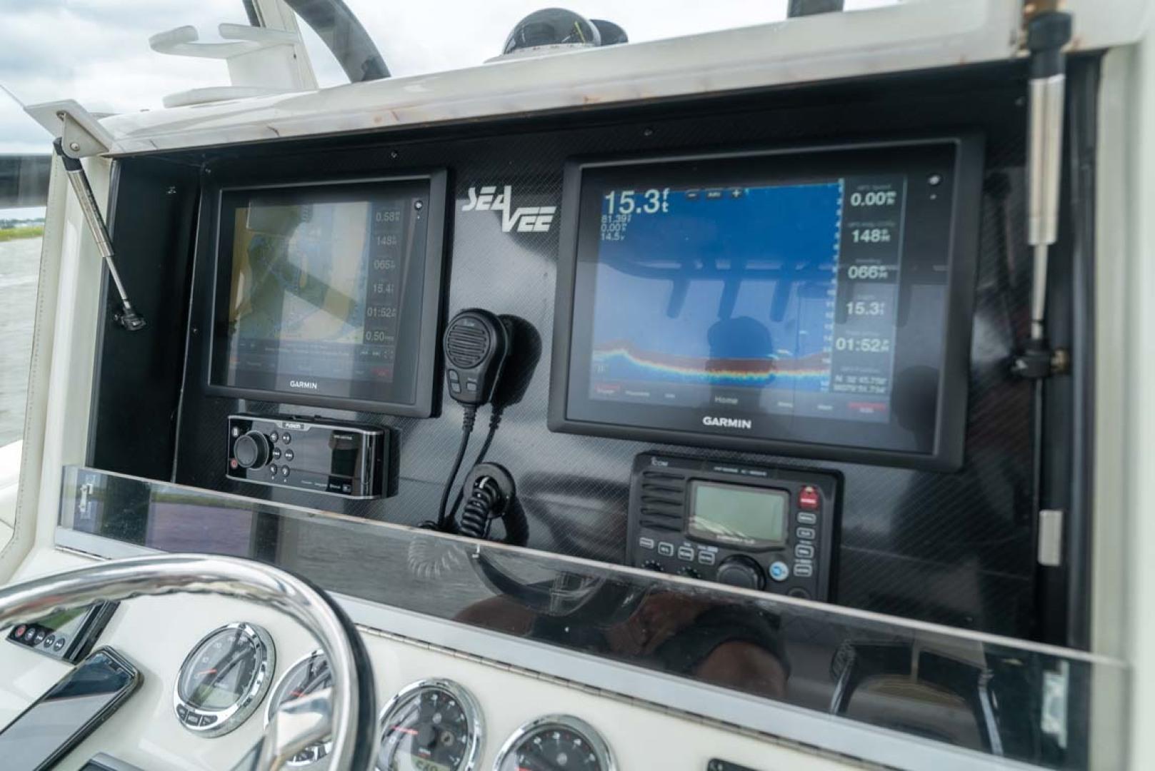 SeaVee-340 B Center Console 2014-Riff Raff Mount Pleasant-South Carolina-United States Electronics-1509723 | Thumbnail