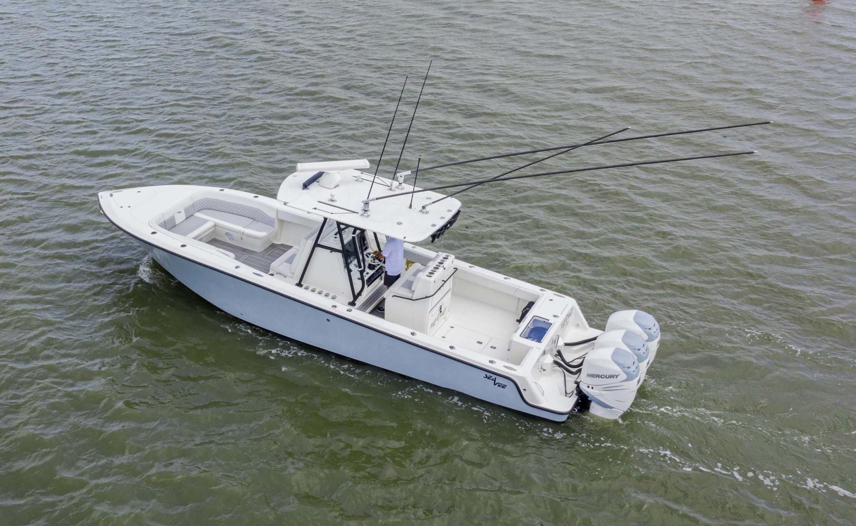 SeaVee-340 B Center Console 2014-Riff Raff Mount Pleasant-South Carolina-United States-Port-1509745 | Thumbnail