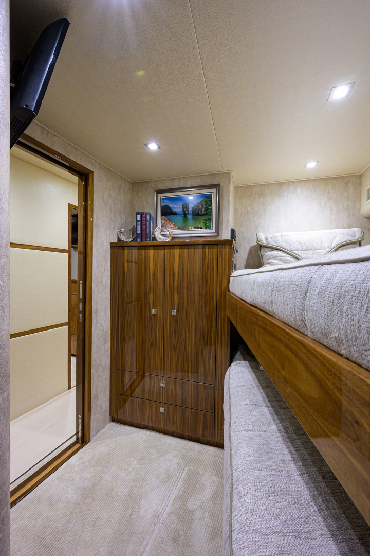 Viking-Enclosed Bridge 2016-LIVE OAK ONE Singer Island-Florida-United States-Mid Port Guest Stateroom-1510889   Thumbnail