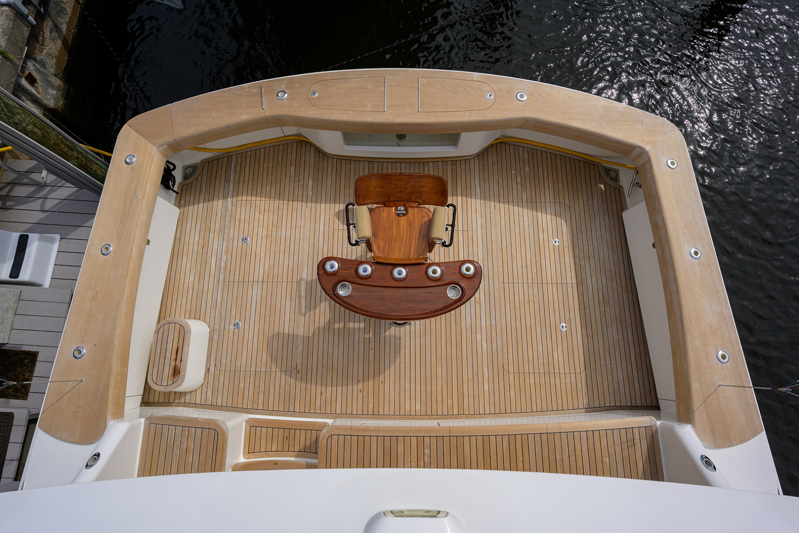 Viking-Enclosed Bridge 2016-LIVE OAK ONE Singer Island-Florida-United States-Cockpit-1510903   Thumbnail