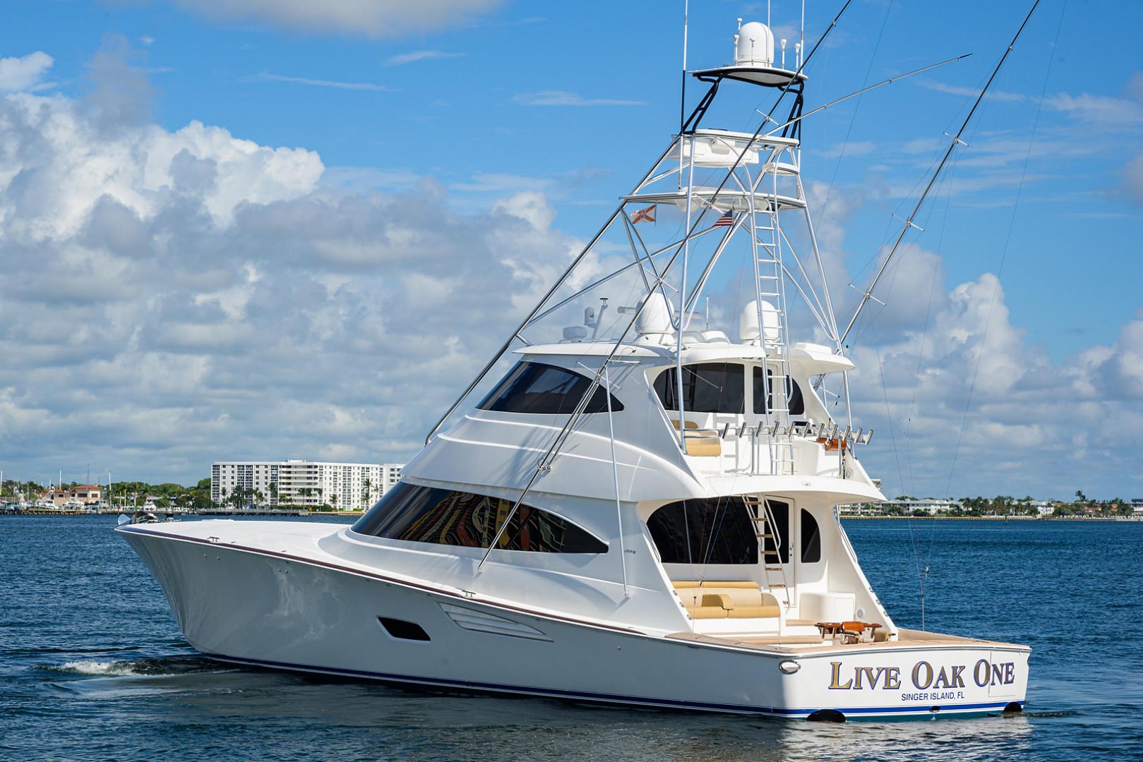 Viking-Enclosed Bridge 2016-LIVE OAK ONE Singer Island-Florida-United States-LIVE OAK ONE-1510984   Thumbnail