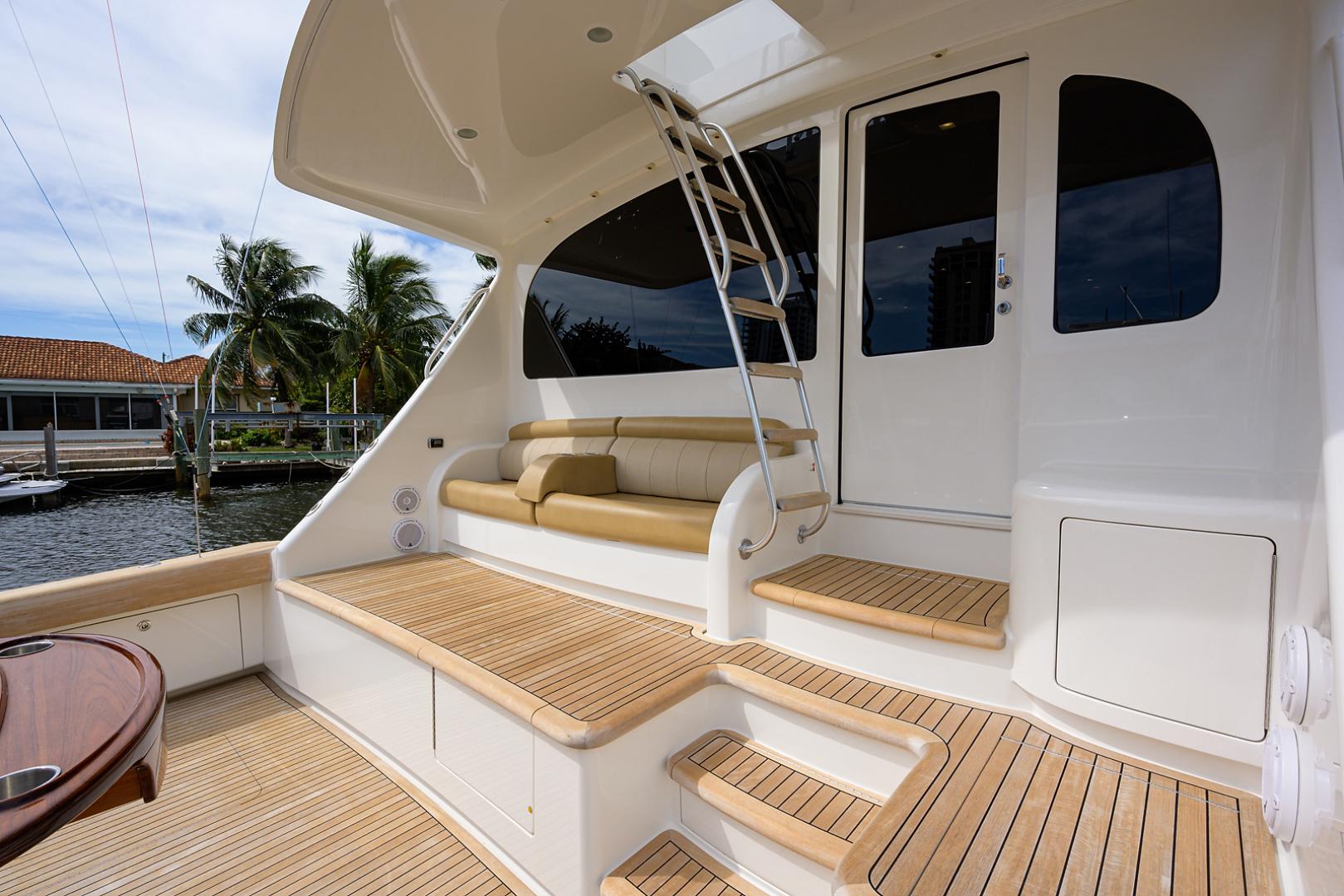 Viking-Enclosed Bridge 2016-LIVE OAK ONE Singer Island-Florida-United States-Cockpit-1510906   Thumbnail