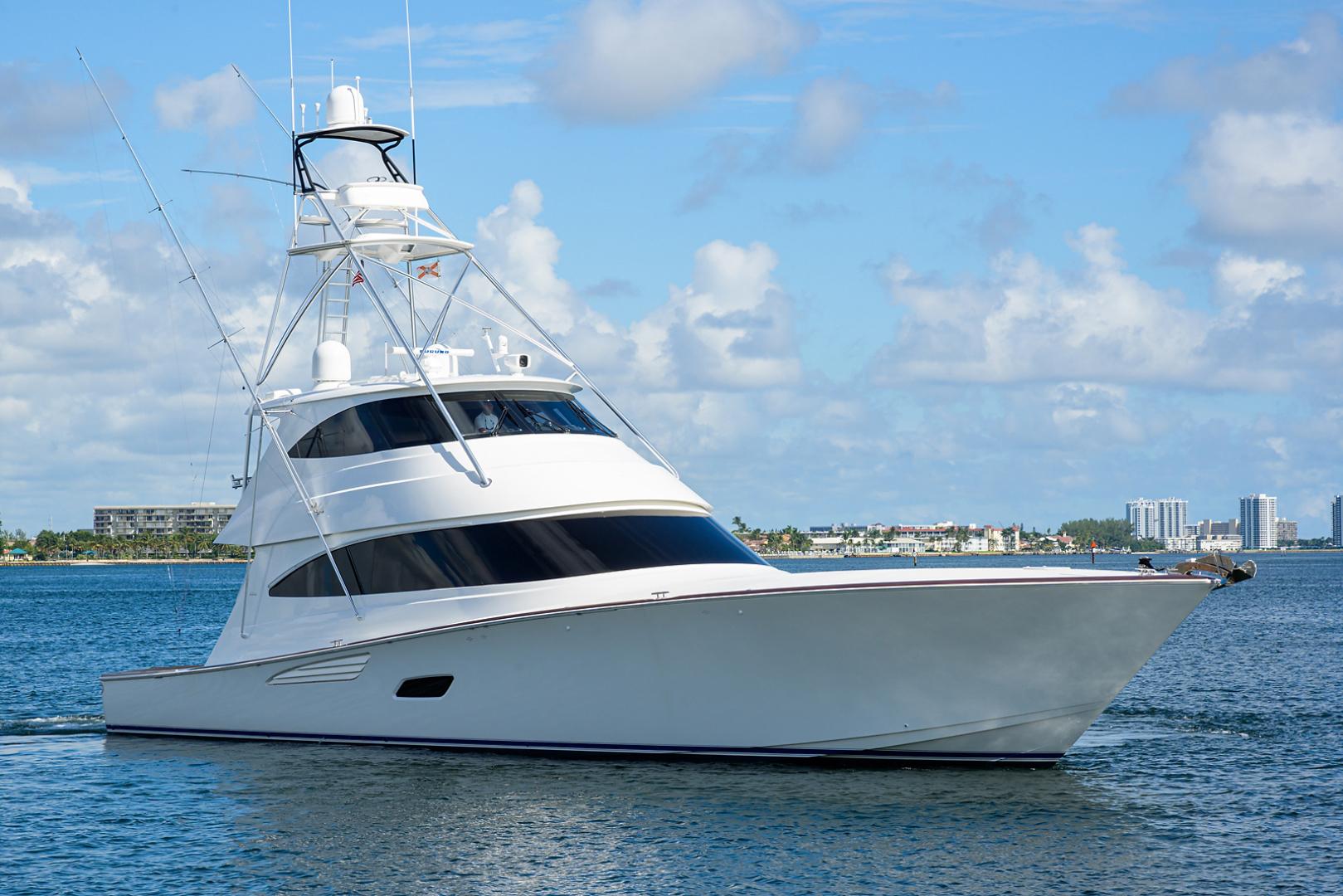 Viking-Enclosed Bridge 2016-LIVE OAK ONE Singer Island-Florida-United States-LIVE OAK ONE-1510981   Thumbnail