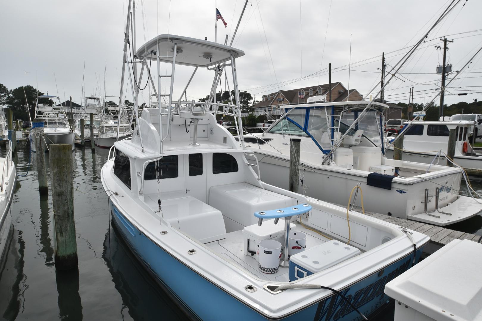 Bertram-31 Flybridge 1982-Wazzzuppp Ocean City-Maryland-United States-1510163 | Thumbnail