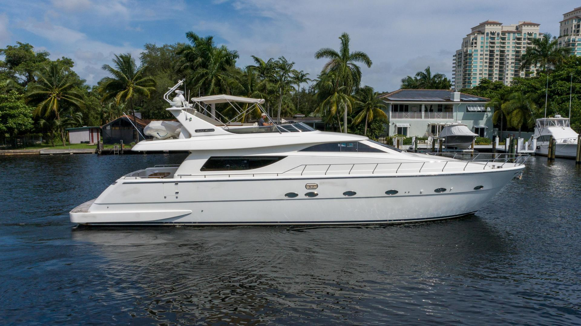 Uniesse-MY 2001-Foolish Pleasure Fort Lauderdale-Florida-United States-1510465 | Thumbnail