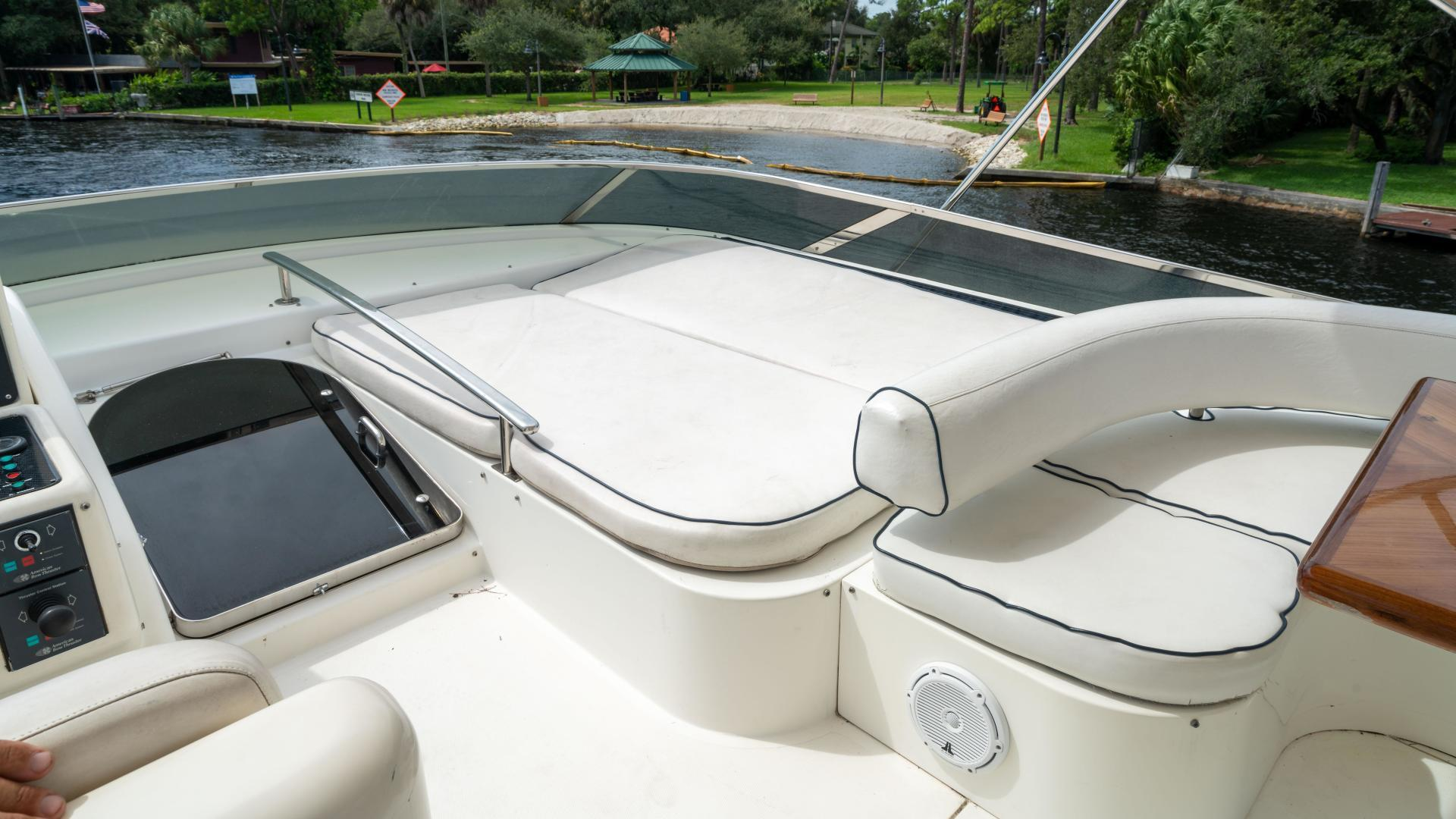 Uniesse-MY 2001-Foolish Pleasure Fort Lauderdale-Florida-United States-1510475 | Thumbnail