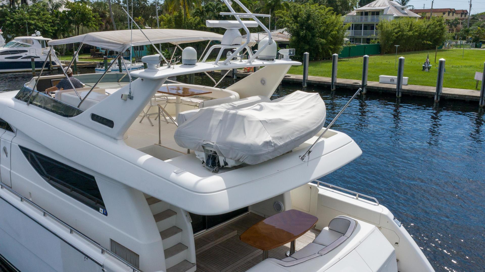 Uniesse-MY 2001-Foolish Pleasure Fort Lauderdale-Florida-United States-1510468 | Thumbnail