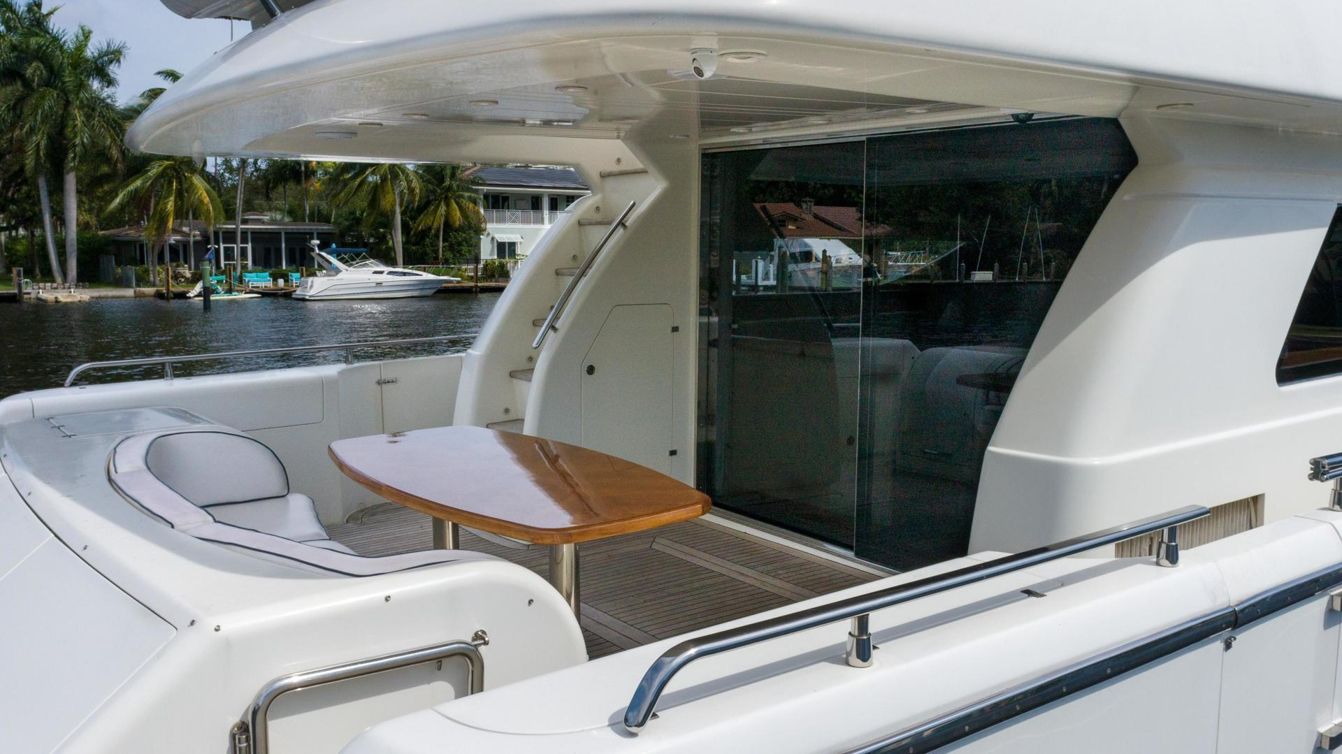 Uniesse-MY 2001-Foolish Pleasure Fort Lauderdale-Florida-United States-1510466 | Thumbnail