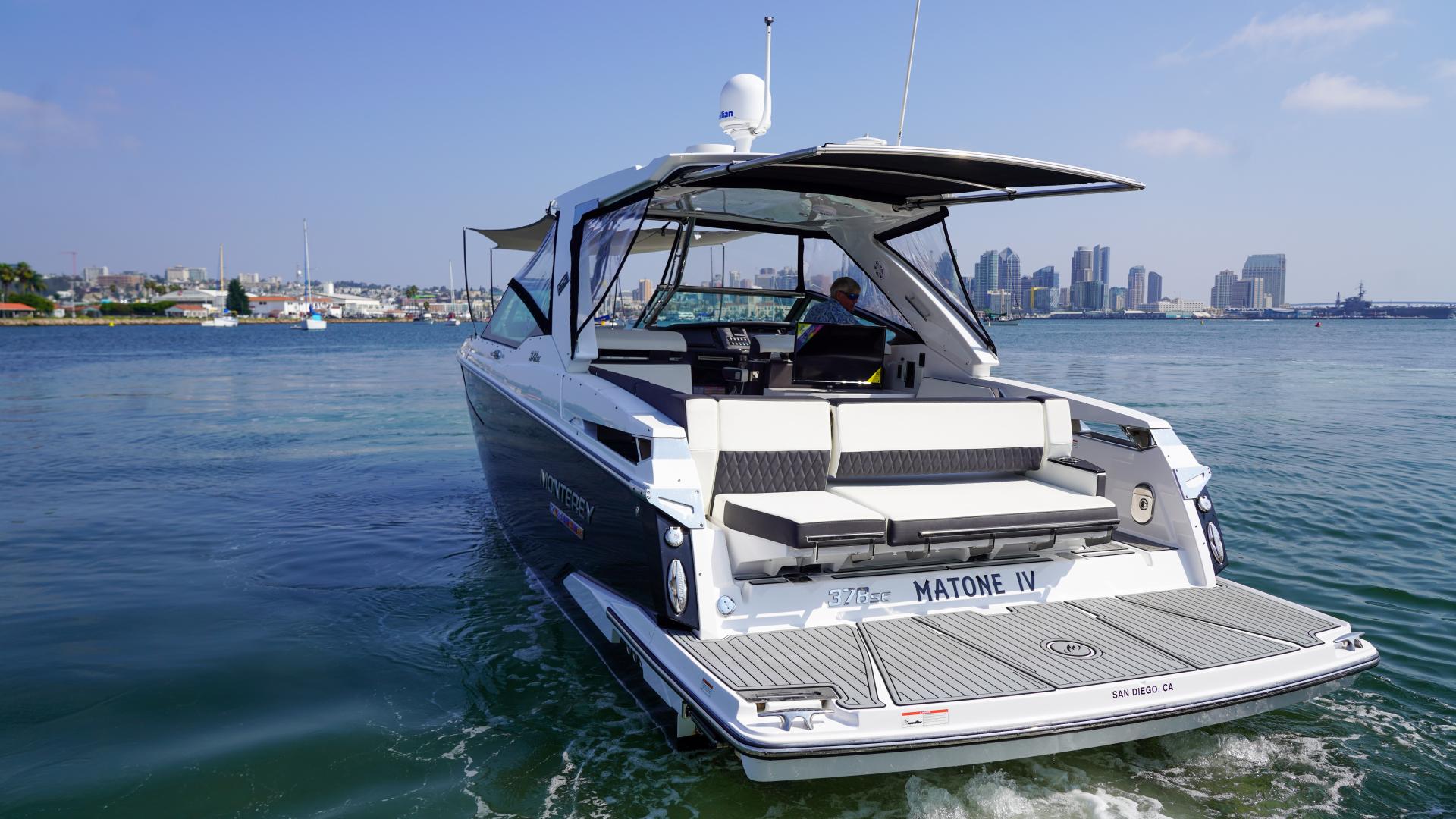 Monterey-378SE 2019-MATONE IV California-United States-STERN-1511153   Thumbnail