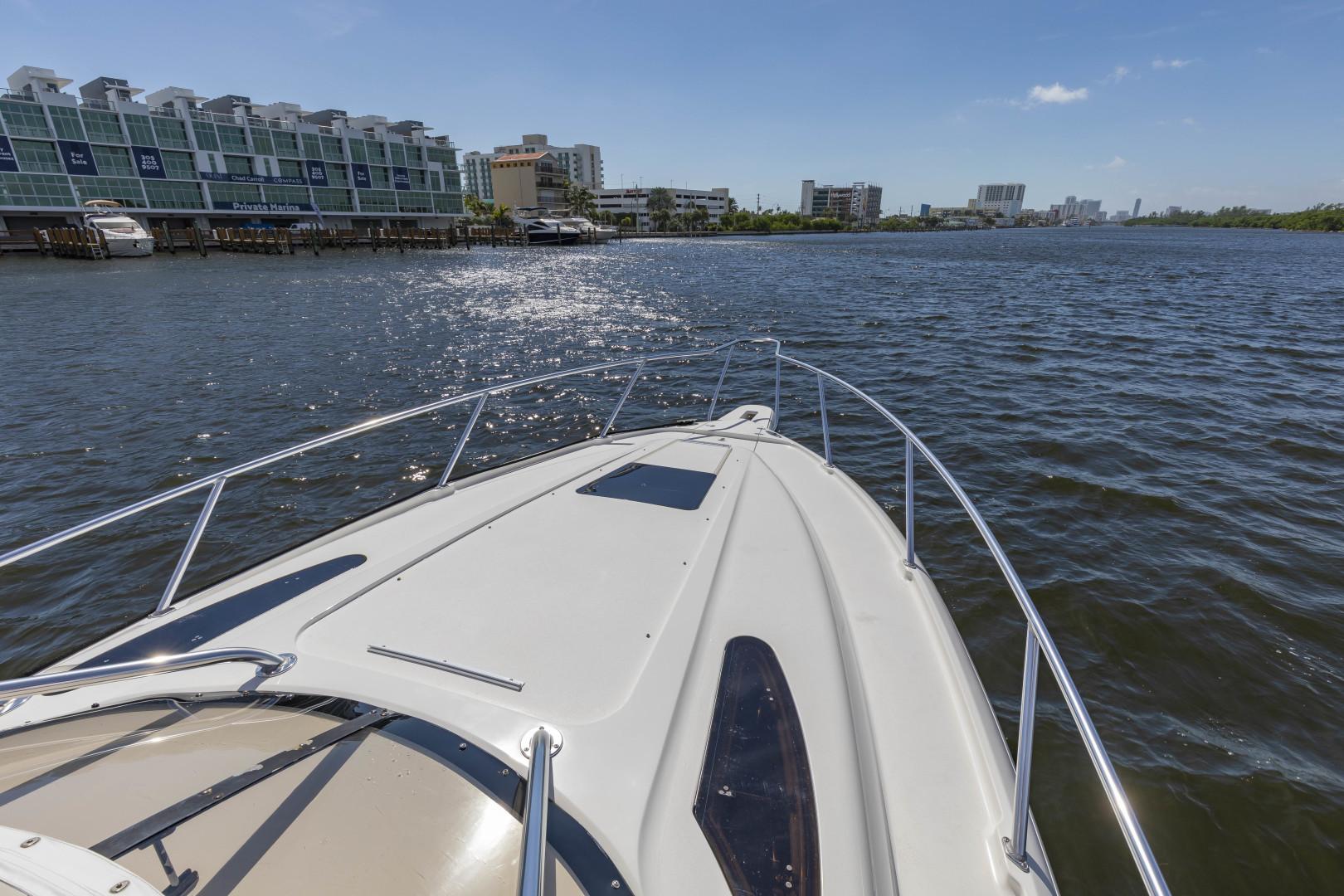 Intrepid-377 Walkaround 2005-Rock Boat REFIT 2018 Dania Beach-Florida-United States-377 Intrepid Bow 1-1511536 | Thumbnail