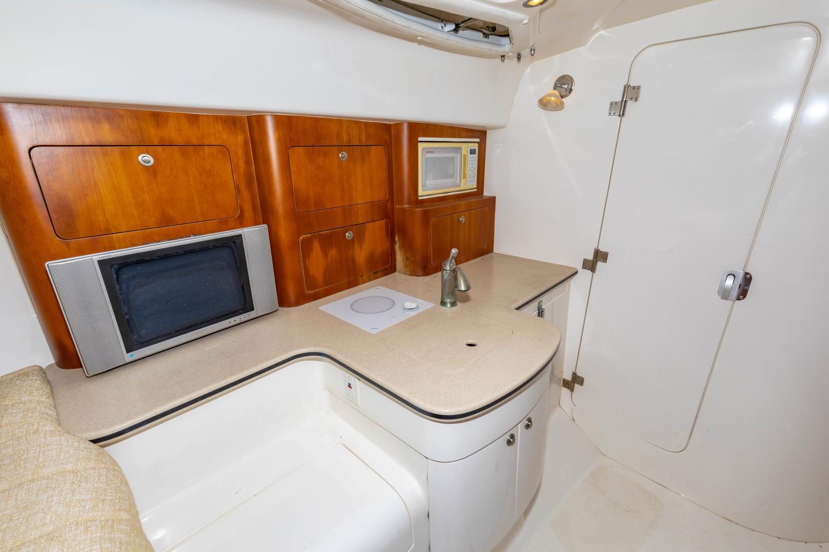 Intrepid-377 Walkaround 2005-Rock Boat REFIT 2018 Dania Beach-Florida-United States-377 Intrepid Galley 1-1511541 | Thumbnail