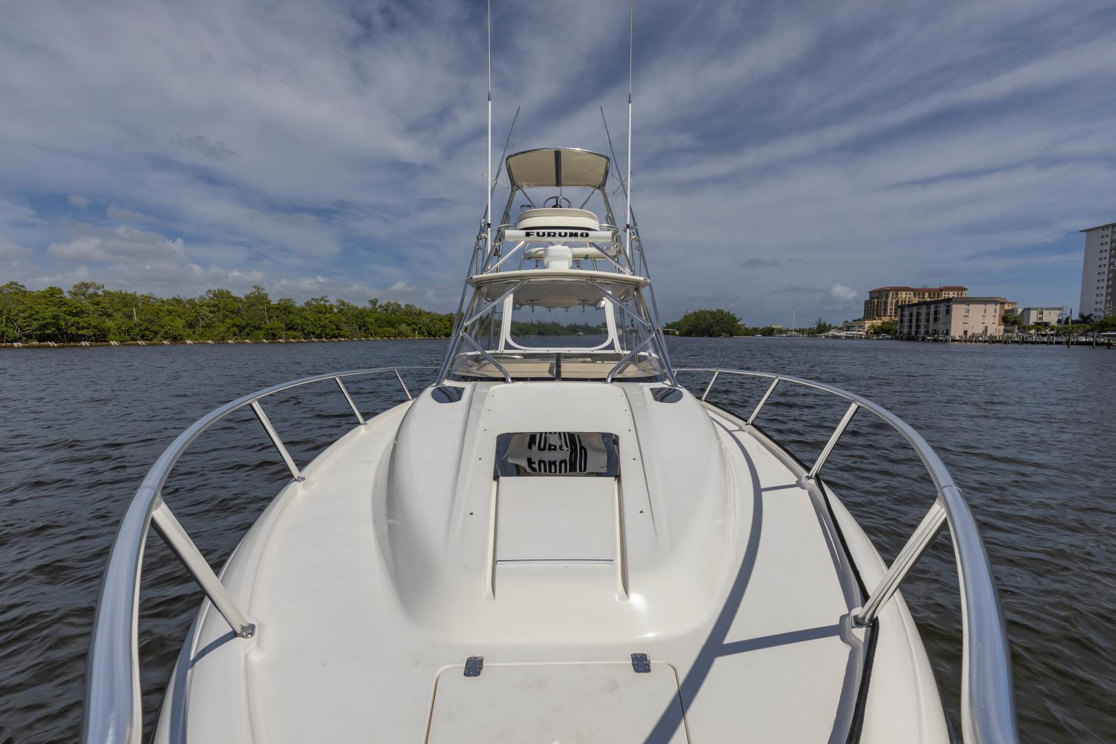 Intrepid-377 Walkaround 2005-Rock Boat REFIT 2018 Dania Beach-Florida-United States-377 Intrepid Bow 4-1511538 | Thumbnail