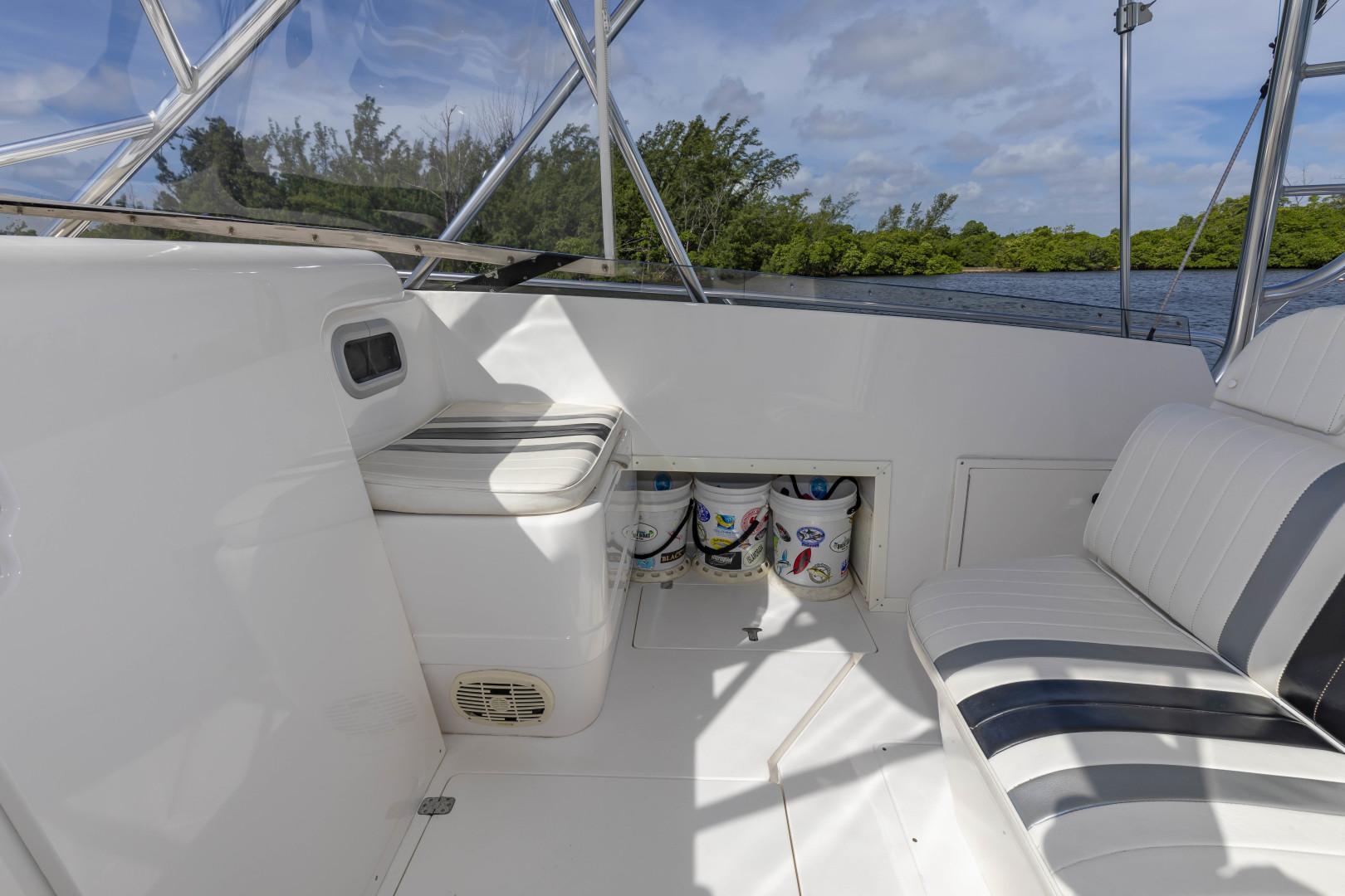 Intrepid-377 Walkaround 2005-Rock Boat REFIT 2018 Dania Beach-Florida-United States-377 Intrepid Helm 3-1511546 | Thumbnail