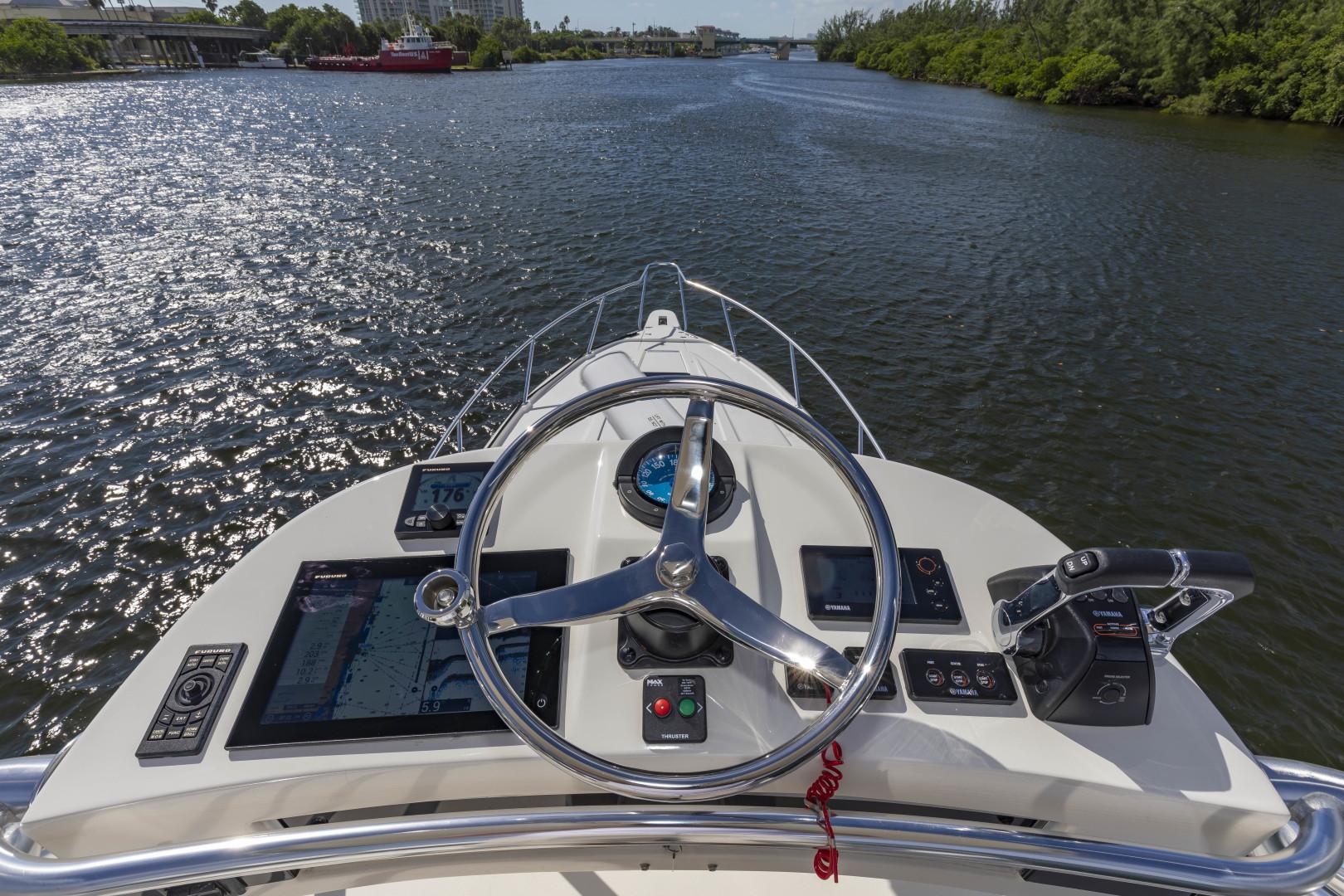 Intrepid-377 Walkaround 2005-Rock Boat REFIT 2018 Dania Beach-Florida-United States-377 Intrepid Tower 1-1511558 | Thumbnail