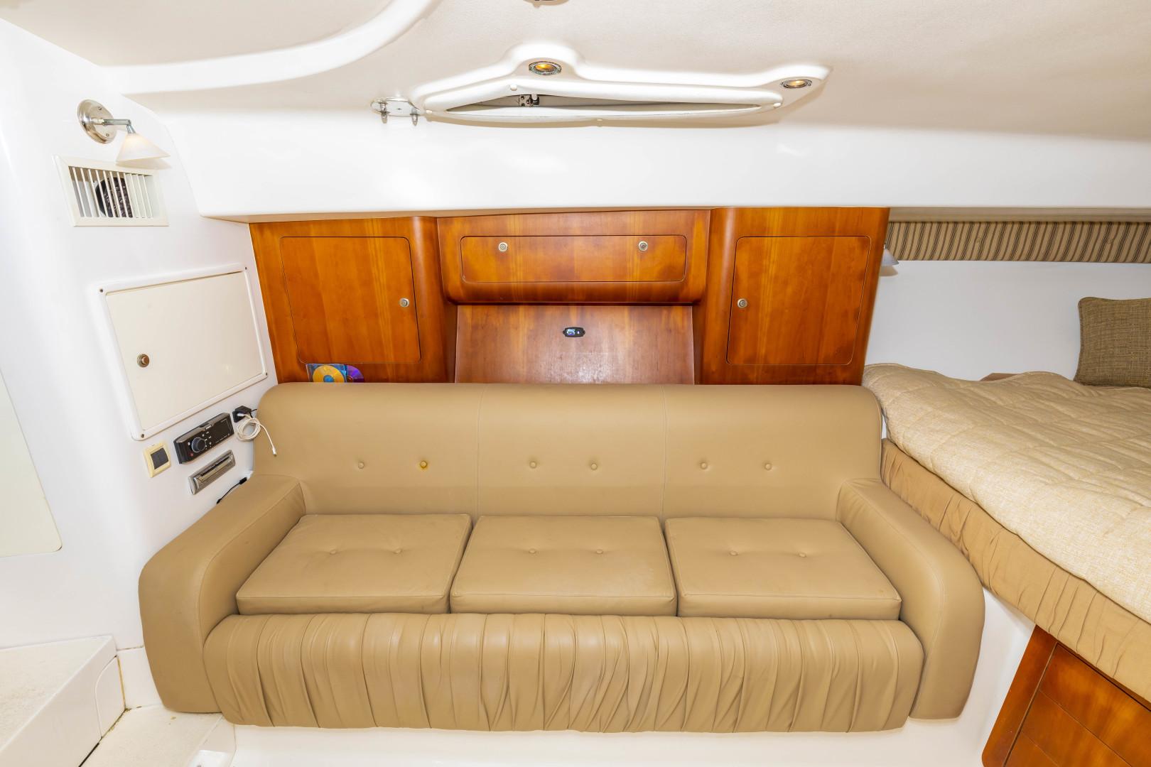 Intrepid-377 Walkaround 2005-Rock Boat REFIT 2018 Dania Beach-Florida-United States-377 Intrepid Couch 2-1511540 | Thumbnail
