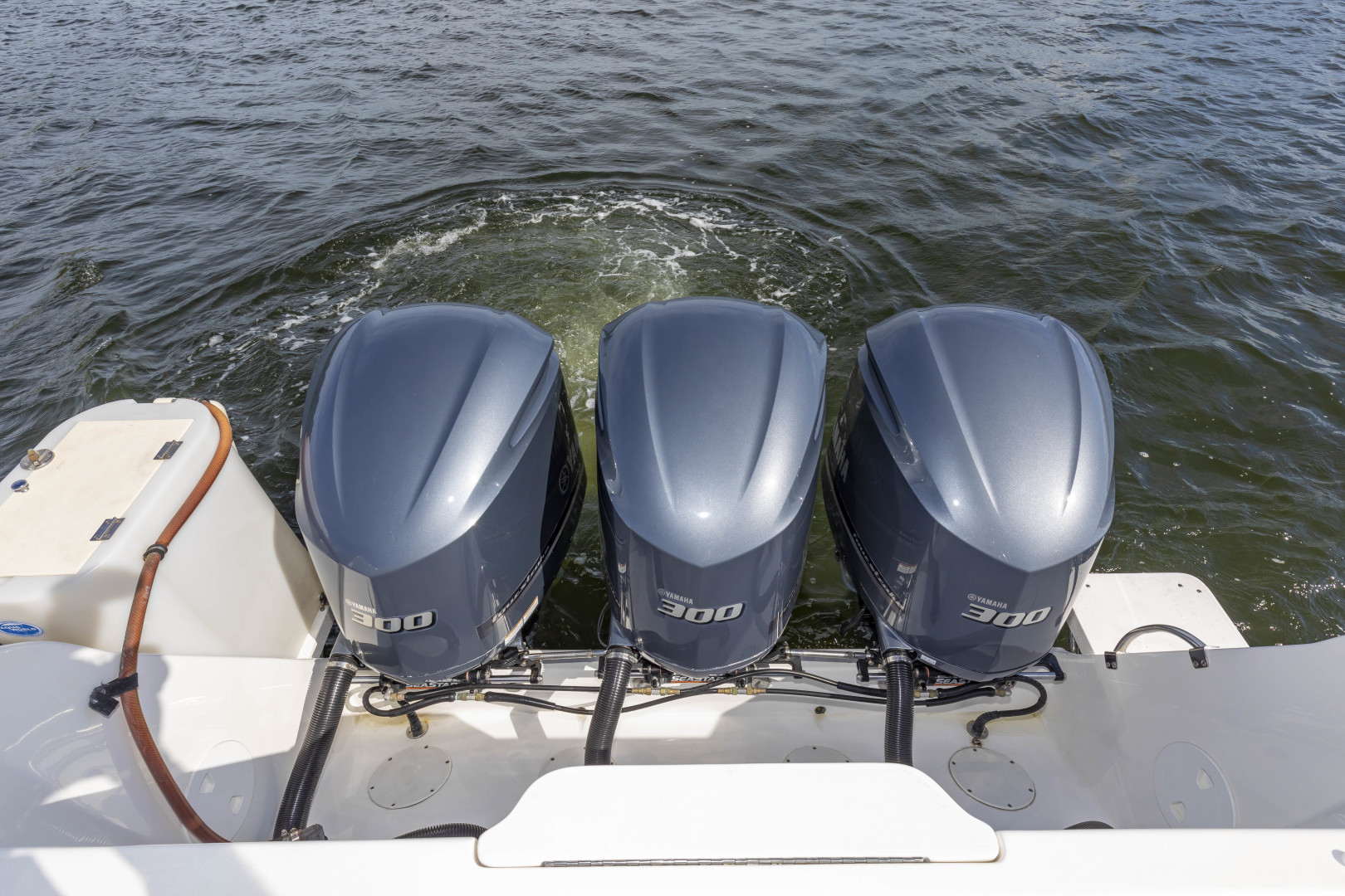 Intrepid-377 Walkaround 2005-Rock Boat REFIT 2018 Dania Beach-Florida-United States-377 Intrepid Motors 1-1511554 | Thumbnail