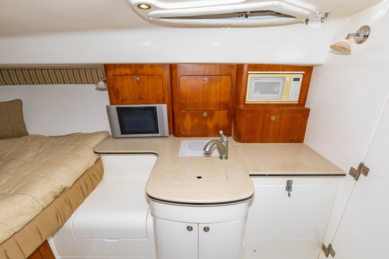 Intrepid-377 Walkaround 2005-Rock Boat REFIT 2018 Dania Beach-Florida-United States-377 Intrepid Galley 2-1511542 | Thumbnail