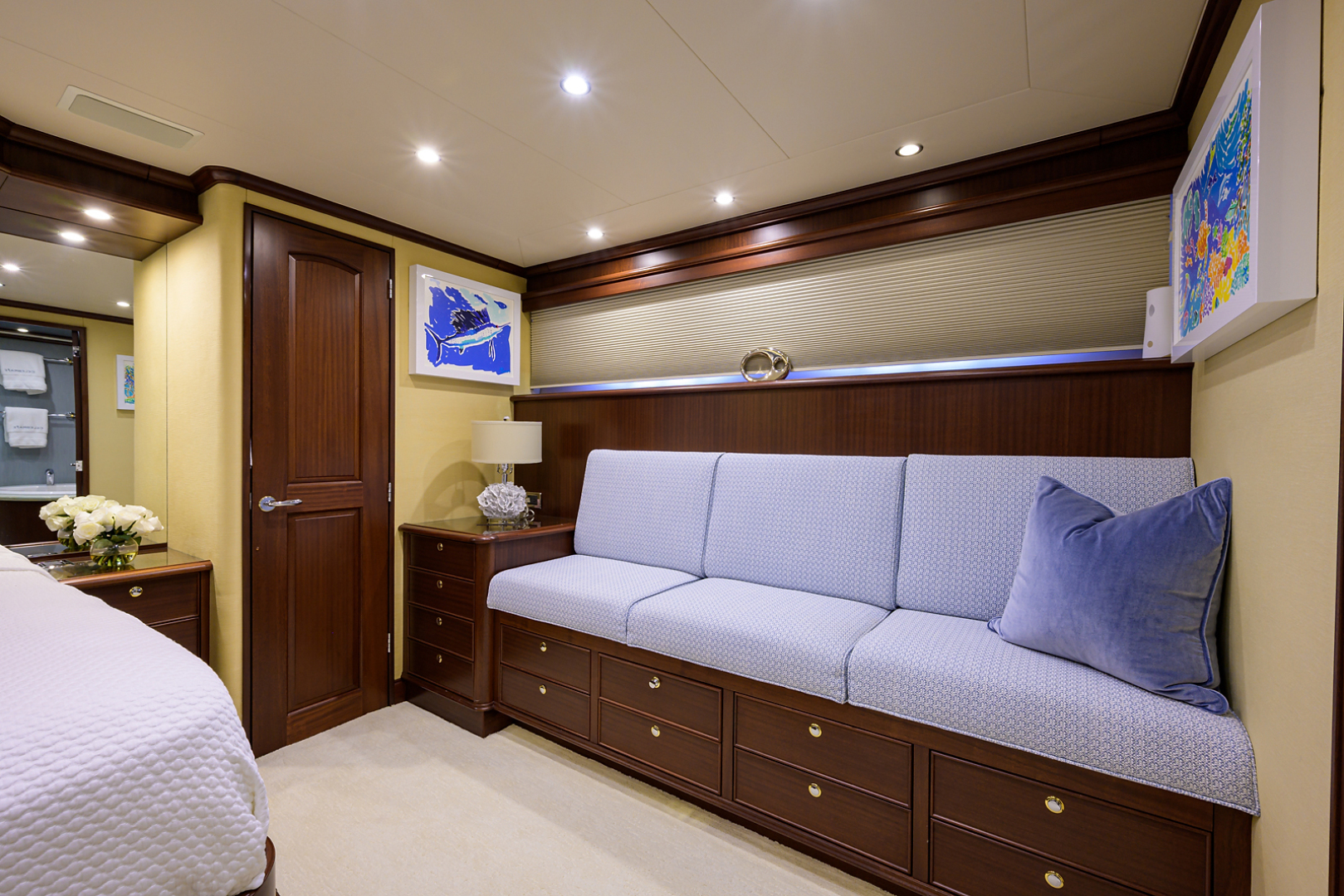 Pacific Mariner-Motor Yacht 2009-Celebrate North Palm Beach-Florida-United States-Master Stateroom-1512319 | Thumbnail