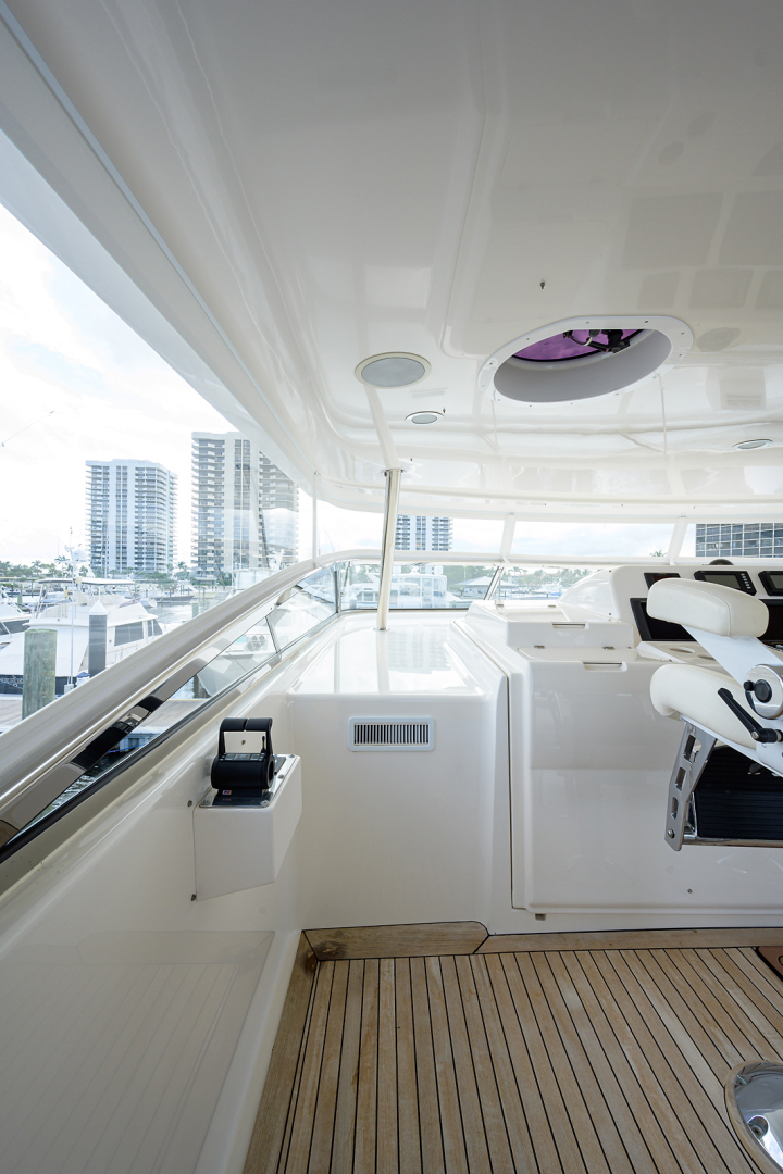 Pacific Mariner-Motor Yacht 2009-Celebrate North Palm Beach-Florida-United States-Flybridge-1515905 | Thumbnail