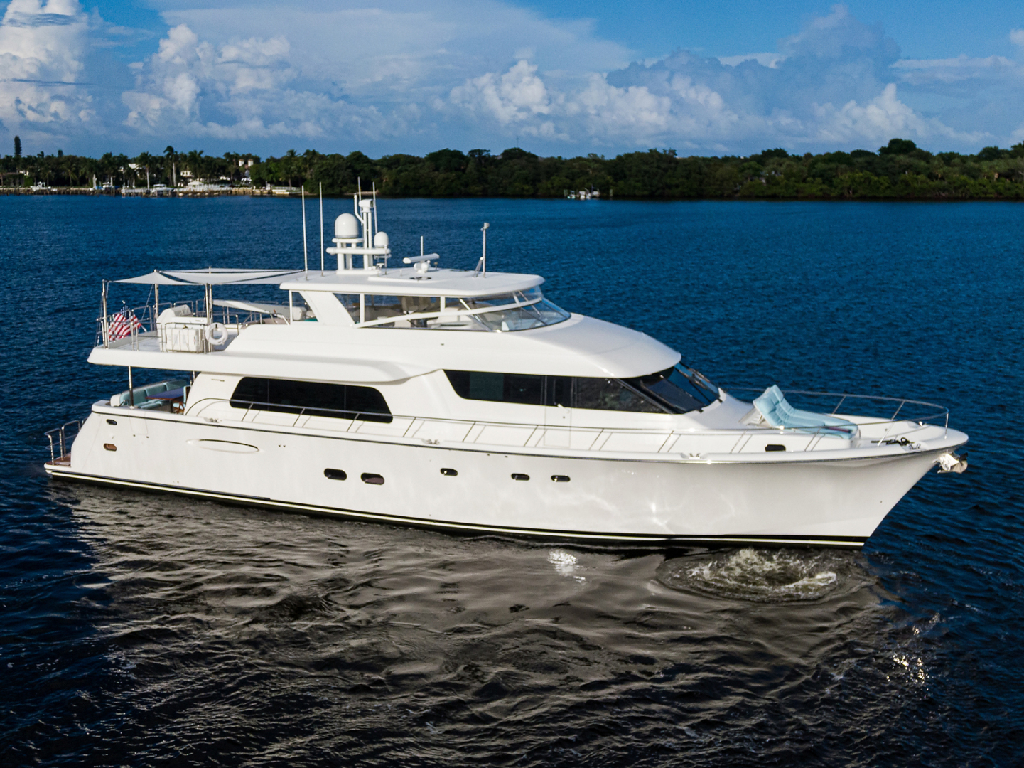 Pacific Mariner-Motor Yacht 2009-Celebrate North Palm Beach-Florida-United States-Celebrate-1515919 | Thumbnail