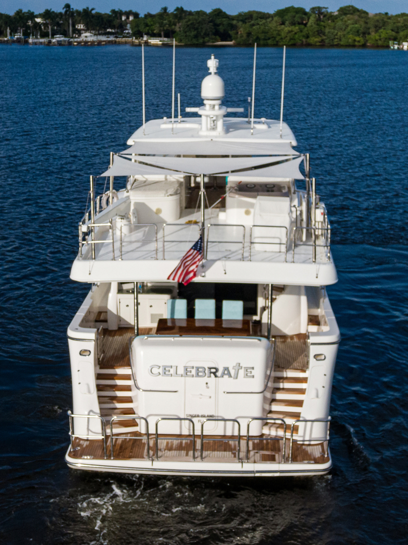 Pacific Mariner-Motor Yacht 2009-Celebrate North Palm Beach-Florida-United States-Celebrate-1515926 | Thumbnail