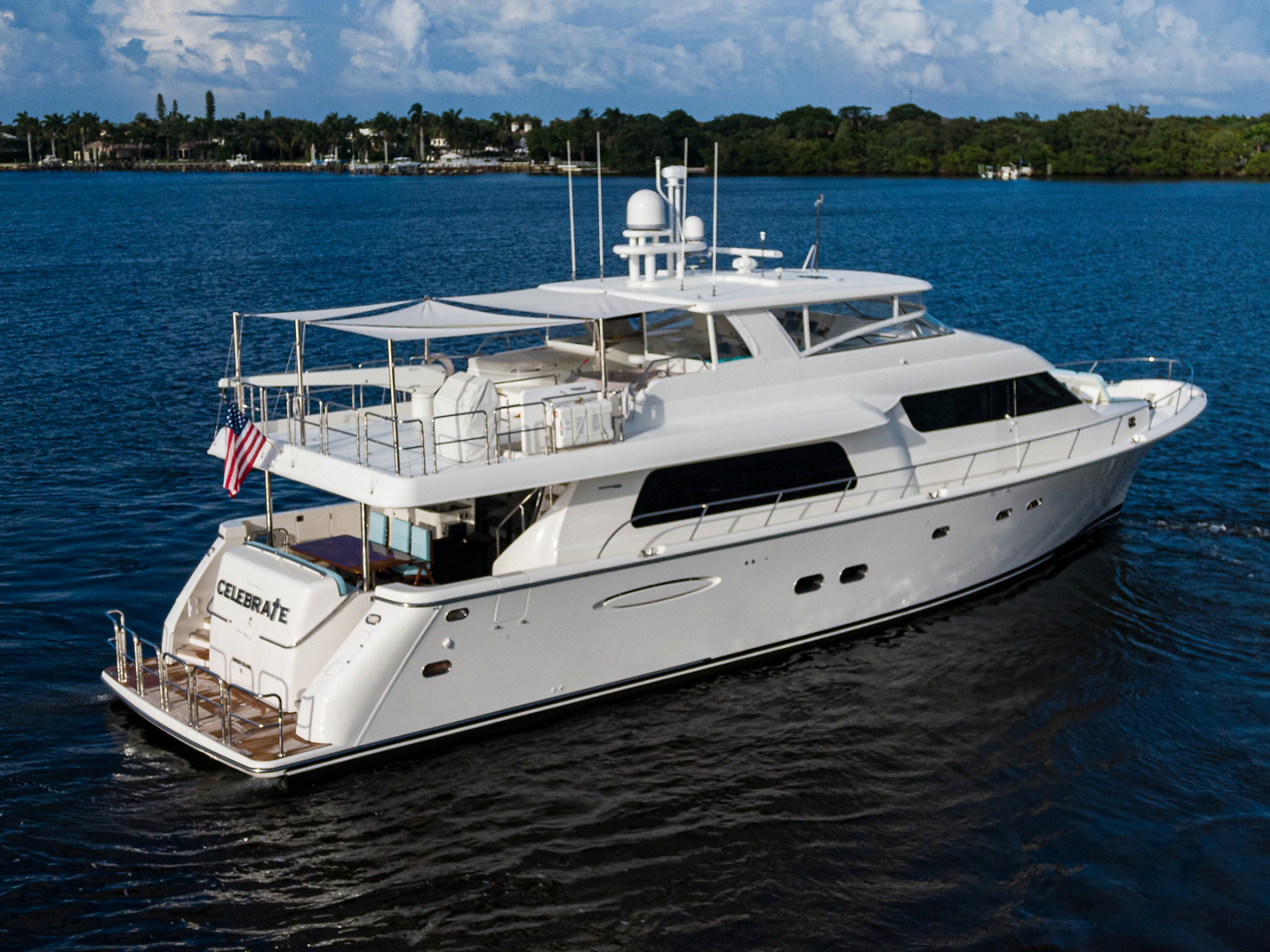 Pacific Mariner-Motor Yacht 2009-Celebrate North Palm Beach-Florida-United States-Celebrate-1515928 | Thumbnail