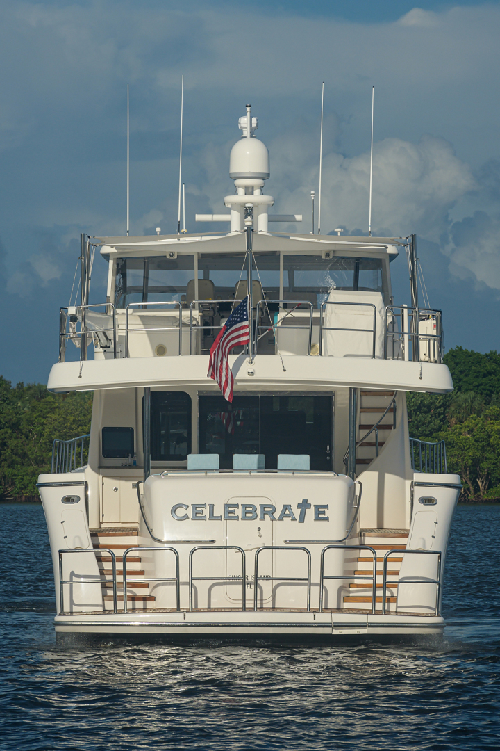 Pacific Mariner-Motor Yacht 2009-Celebrate North Palm Beach-Florida-United States-Celebrate-1512363 | Thumbnail