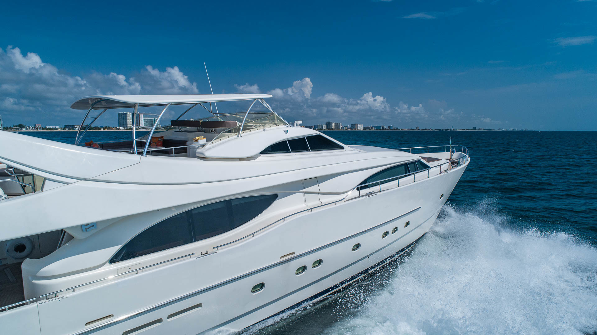 Ferretti Yachts 2001-Sea Spray Fort Lauderdale-Florida-United States-1511985 | Thumbnail