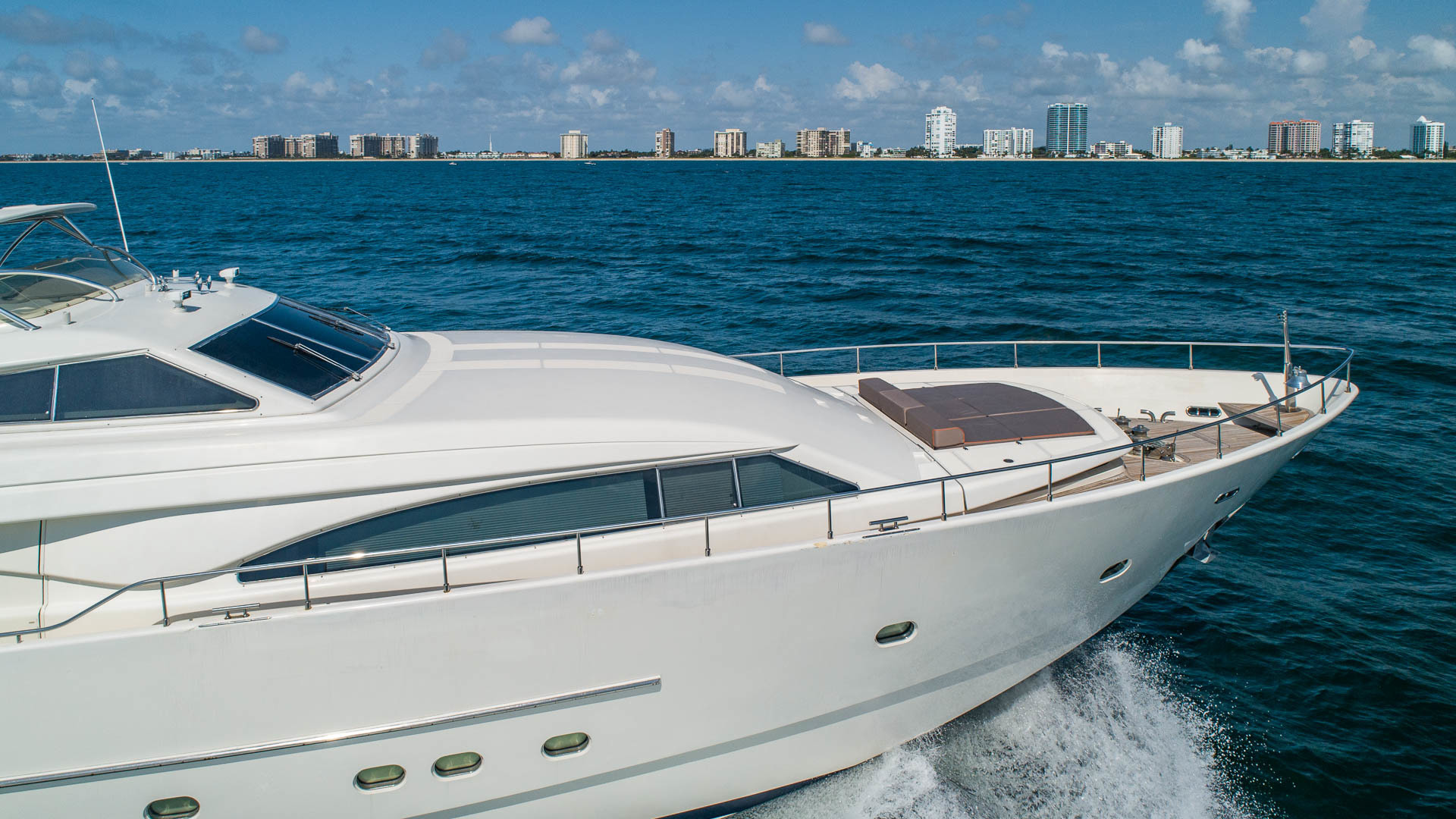 Ferretti Yachts 2001-Sea Spray Fort Lauderdale-Florida-United States-1512000 | Thumbnail