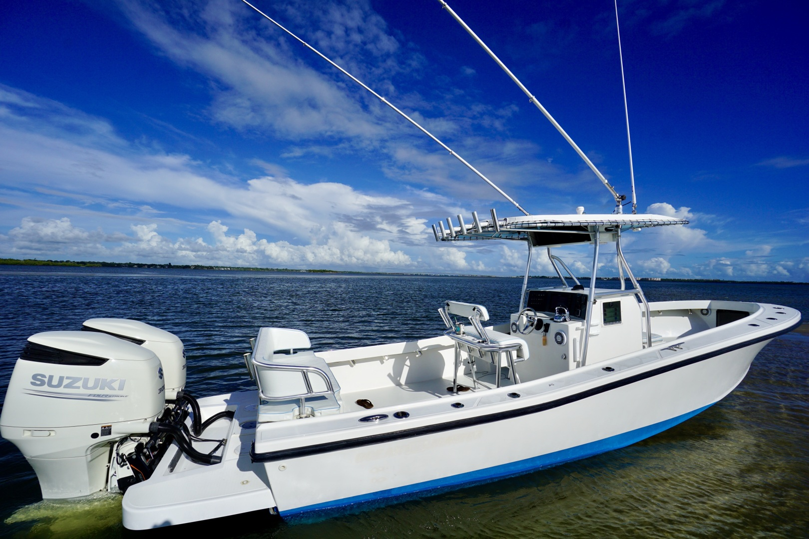 Ocean Master-30 Center Console 1995-Oceans 11 Stuart-Florida-United States-1512455 | Thumbnail
