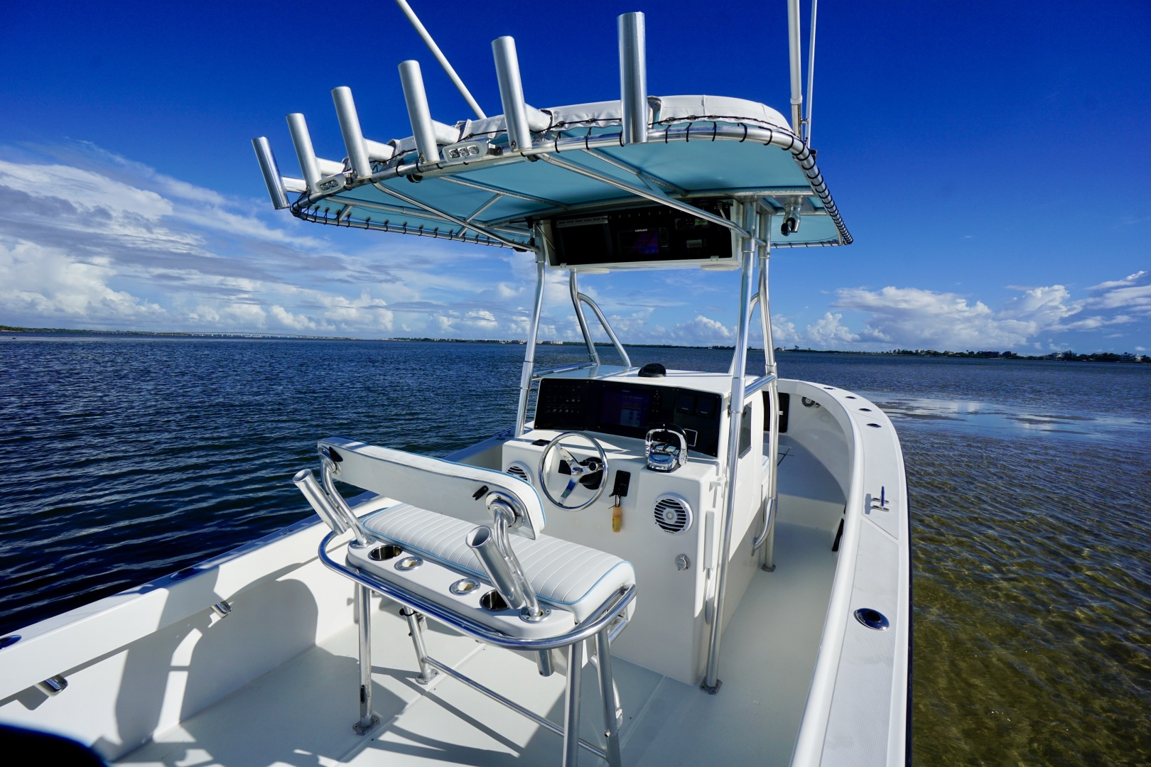 Ocean Master-30 Center Console 1995-Oceans 11 Stuart-Florida-United States-1512507 | Thumbnail