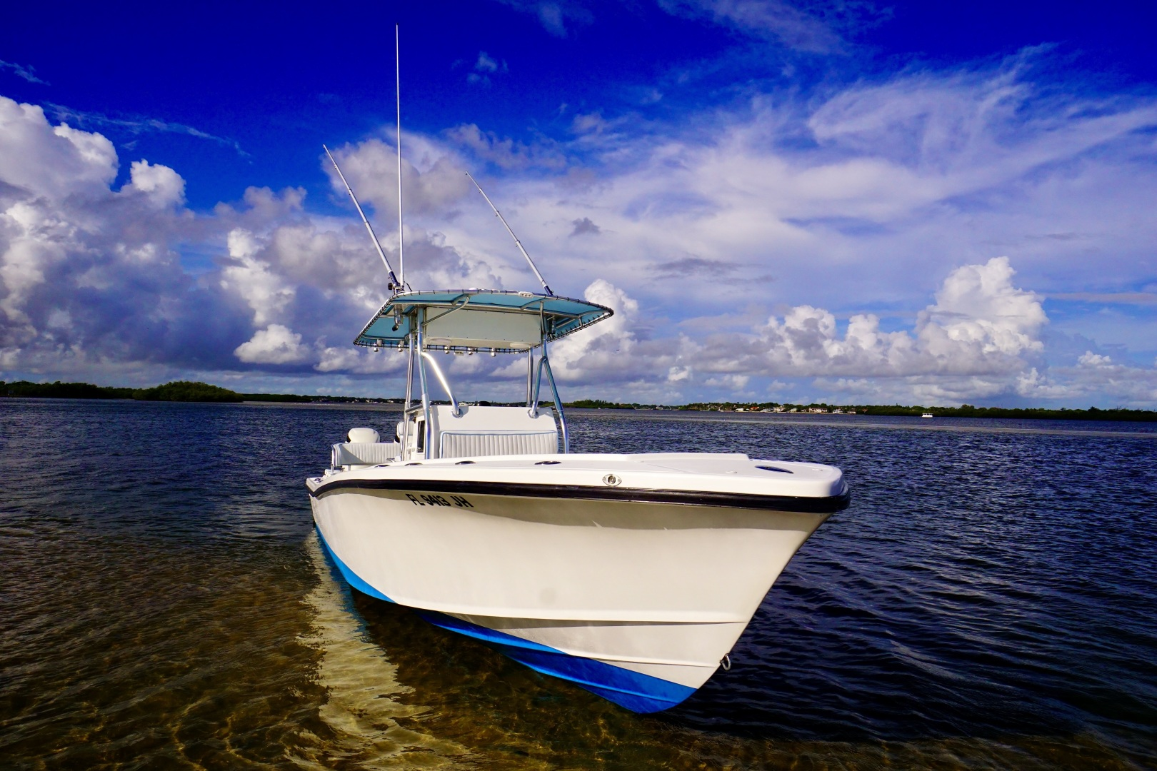 Ocean Master-30 Center Console 1995-Oceans 11 Stuart-Florida-United States-1512453 | Thumbnail