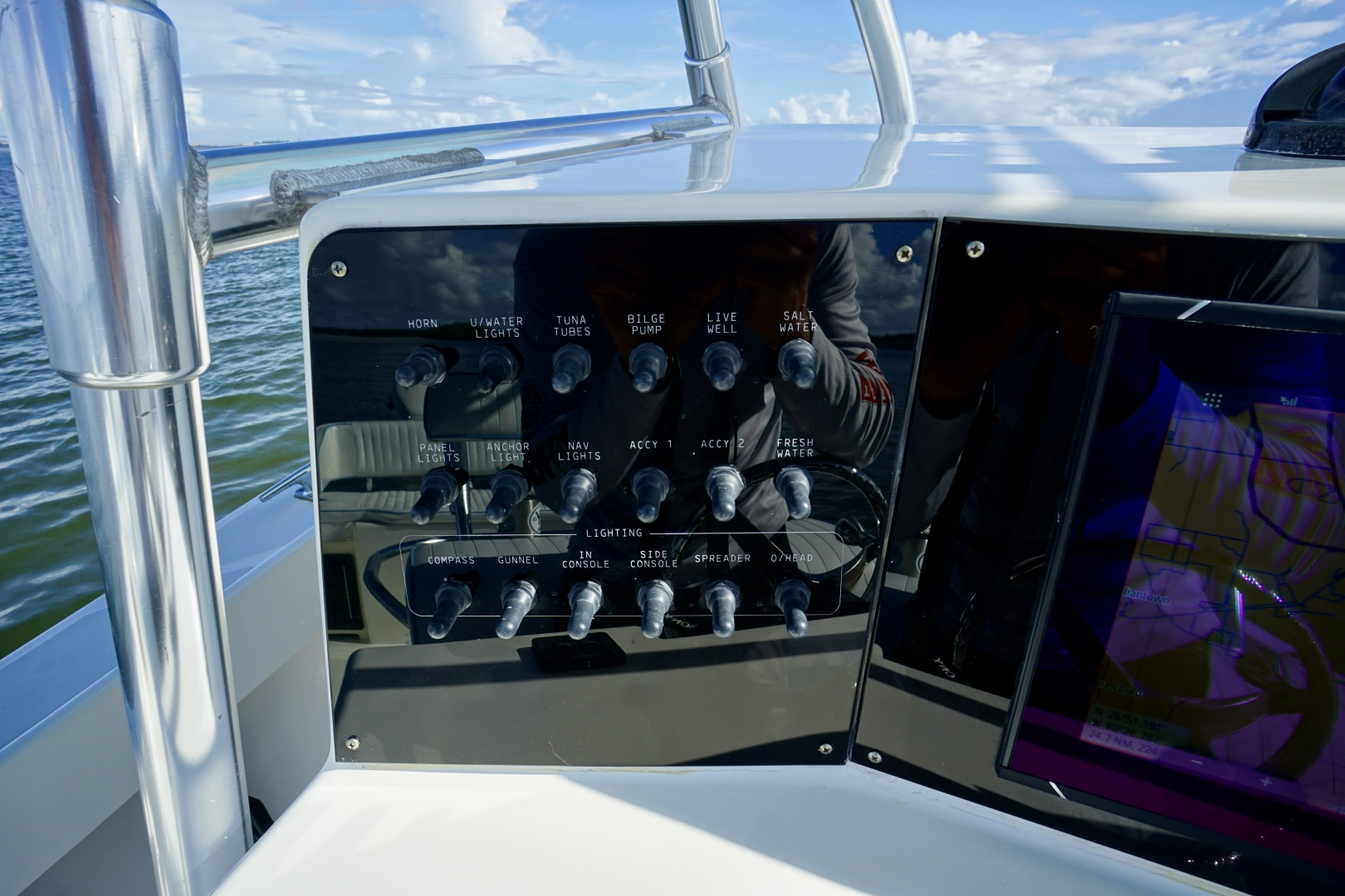 Ocean Master-30 Center Console 1995-Oceans 11 Stuart-Florida-United States-1512519 | Thumbnail