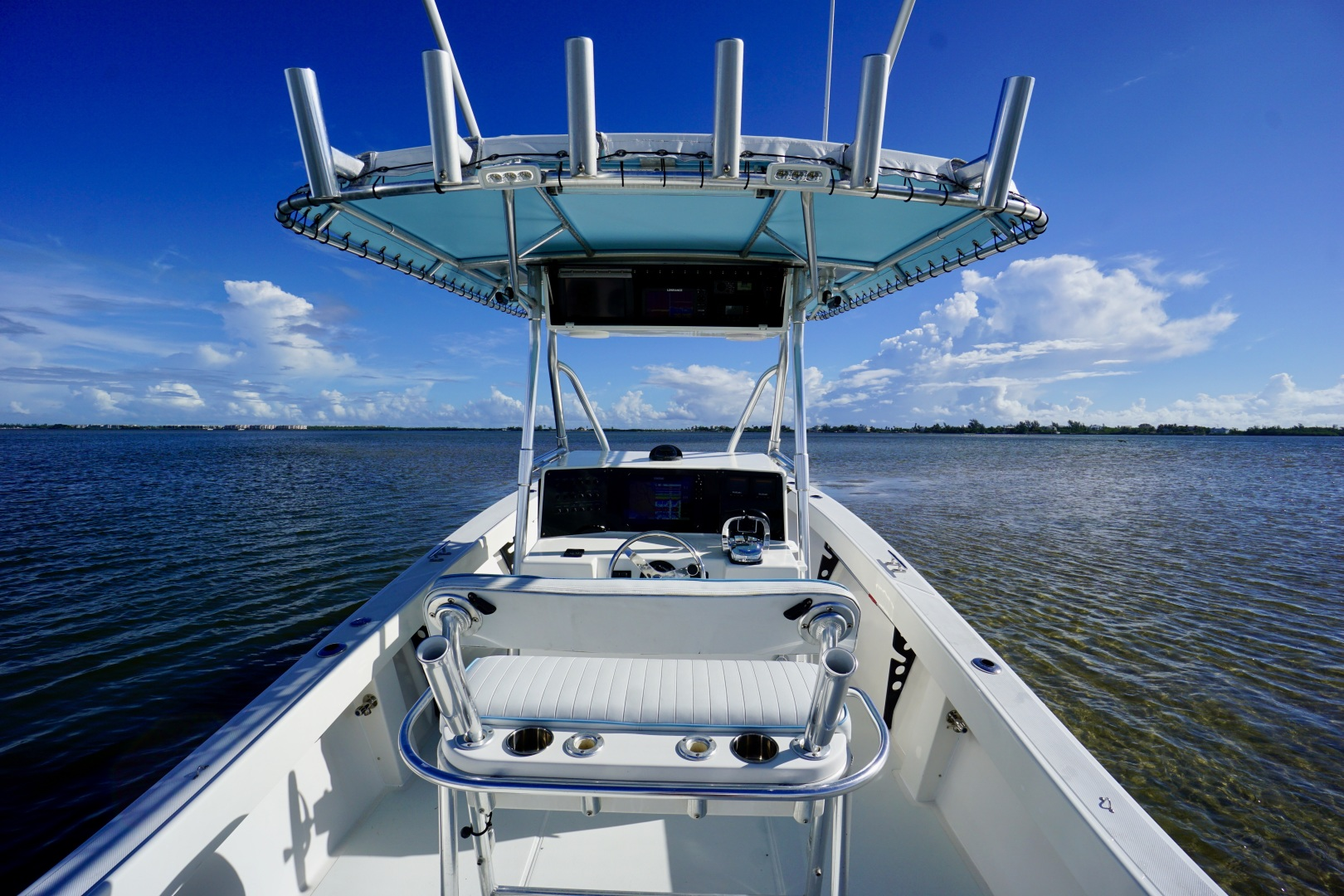 Ocean Master-30 Center Console 1995-Oceans 11 Stuart-Florida-United States-1512503 | Thumbnail