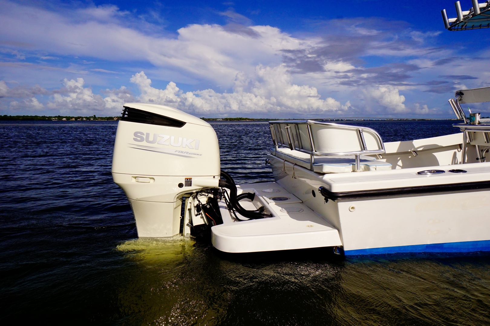 Ocean Master-30 Center Console 1995-Oceans 11 Stuart-Florida-United States-1512449 | Thumbnail