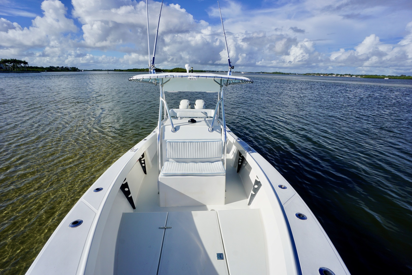 Ocean Master-30 Center Console 1995-Oceans 11 Stuart-Florida-United States-1512459 | Thumbnail