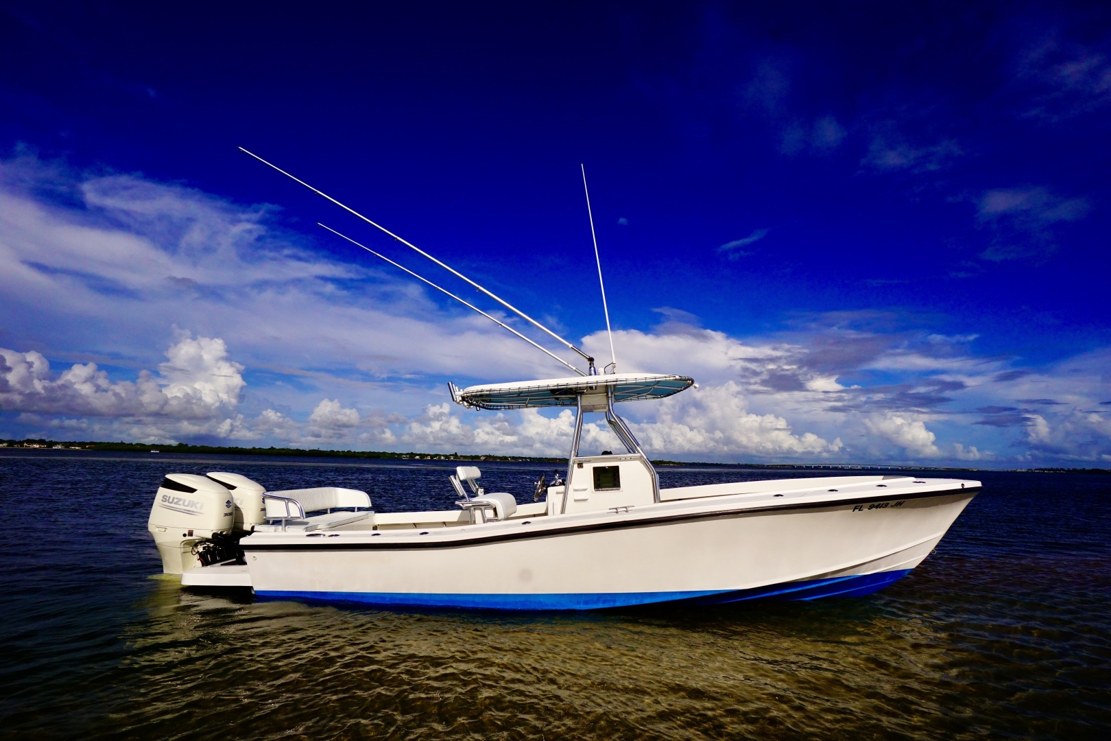 Ocean Master-30 Center Console 1995-Oceans 11 Stuart-Florida-United States-1512416 | Thumbnail