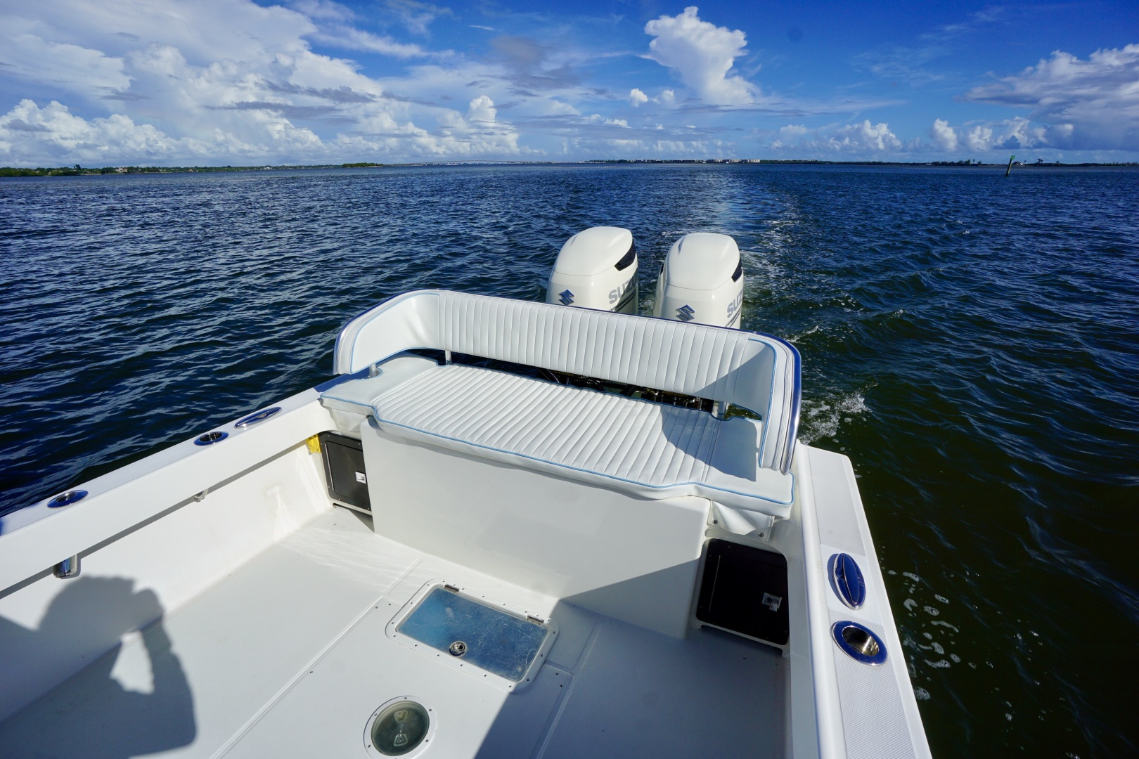 Ocean Master-30 Center Console 1995-Oceans 11 Stuart-Florida-United States-1512524 | Thumbnail