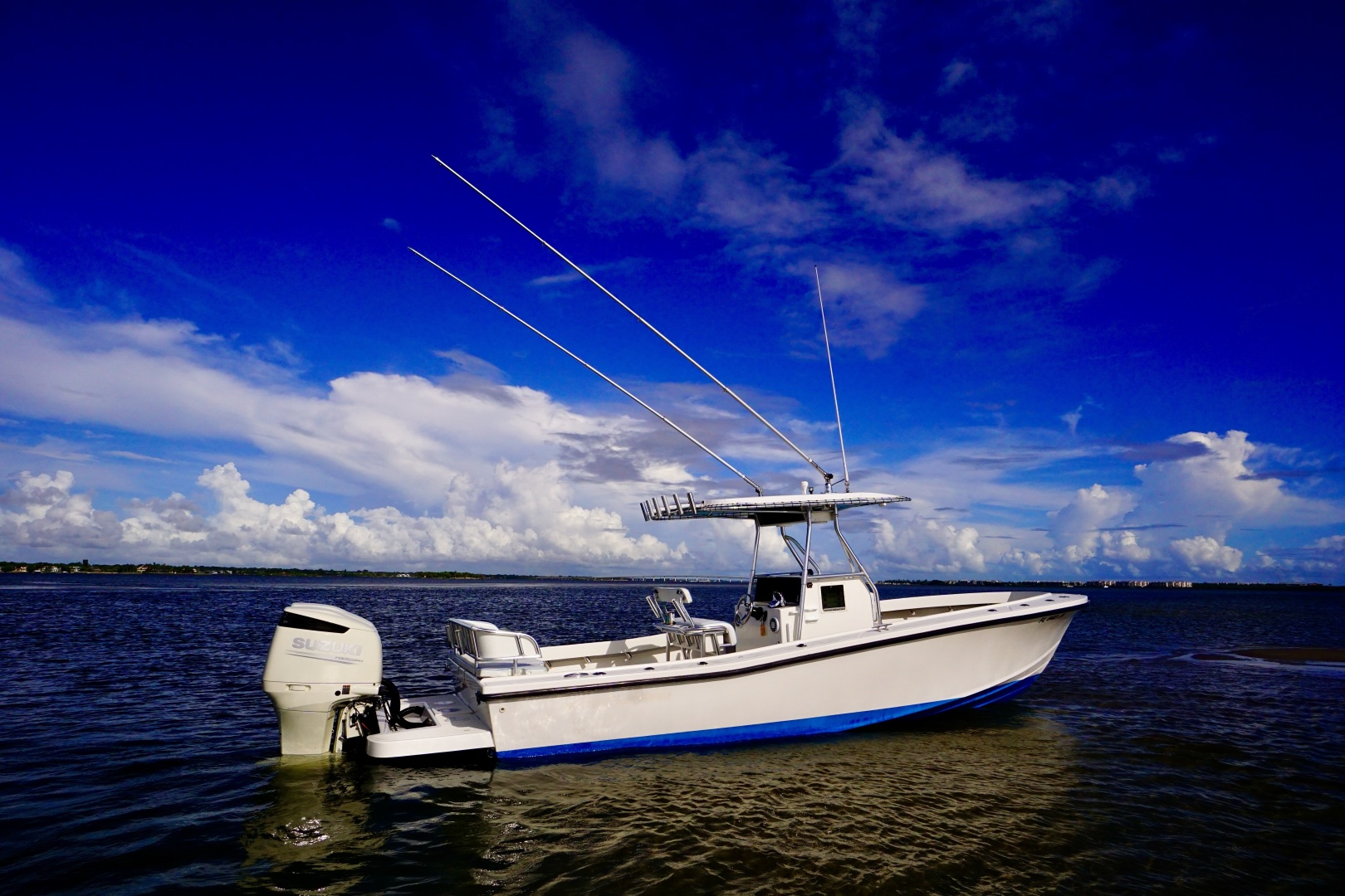 Ocean Master-30 Center Console 1995-Oceans 11 Stuart-Florida-United States-1512448 | Thumbnail