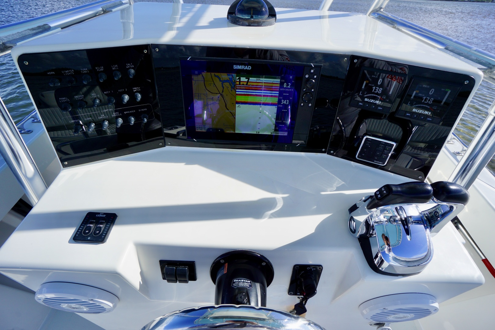 Ocean Master-30 Center Console 1995-Oceans 11 Stuart-Florida-United States-1512520 | Thumbnail