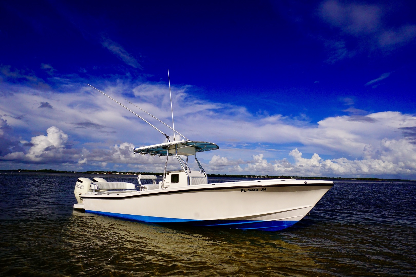 Ocean Master-30 Center Console 1995-Oceans 11 Stuart-Florida-United States-1512451 | Thumbnail