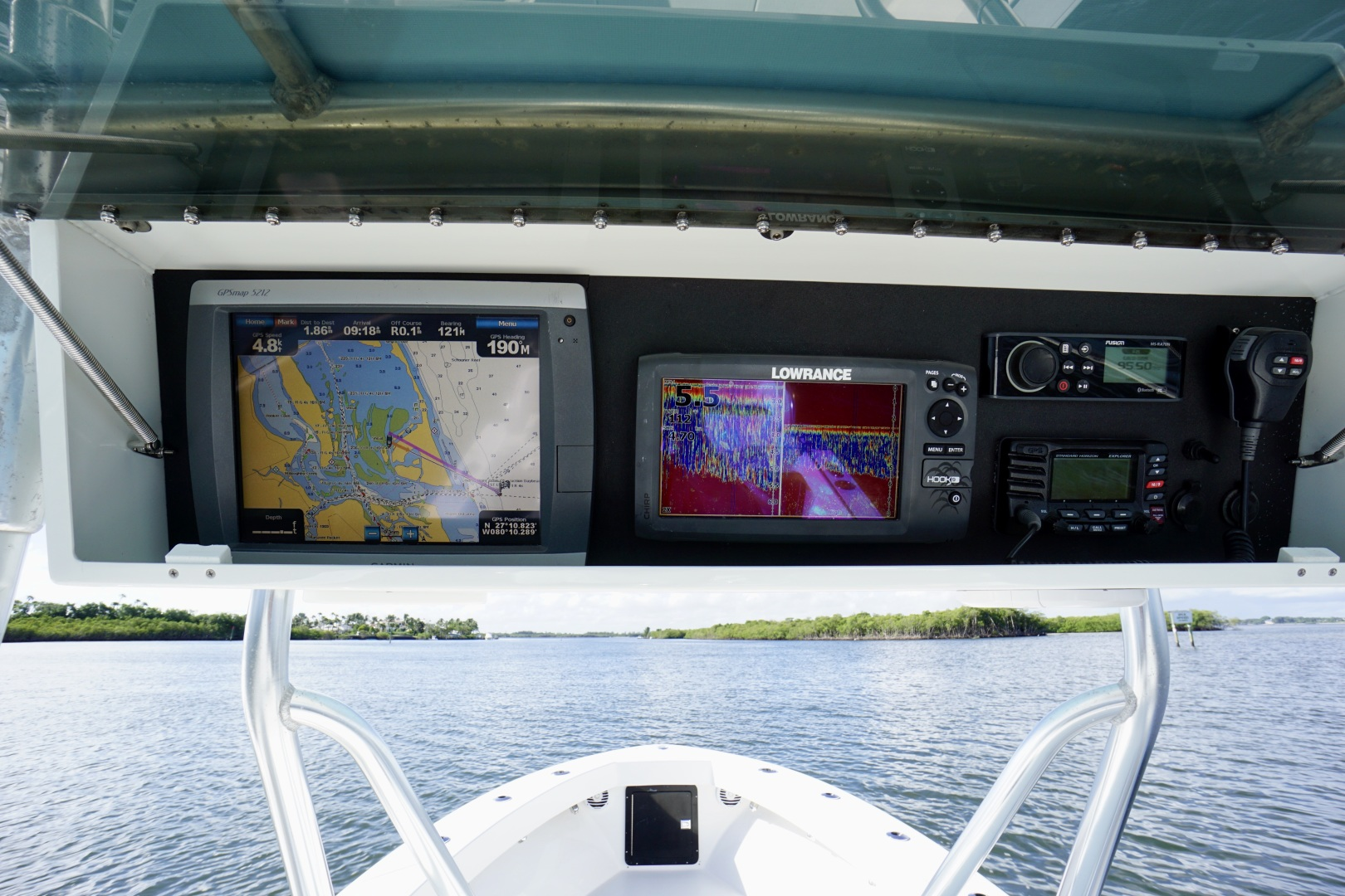 Ocean Master-30 Center Console 1995-Oceans 11 Stuart-Florida-United States-1512525 | Thumbnail