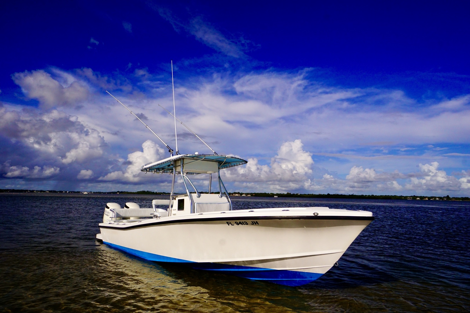 Ocean Master-30 Center Console 1995-Oceans 11 Stuart-Florida-United States-1512452 | Thumbnail