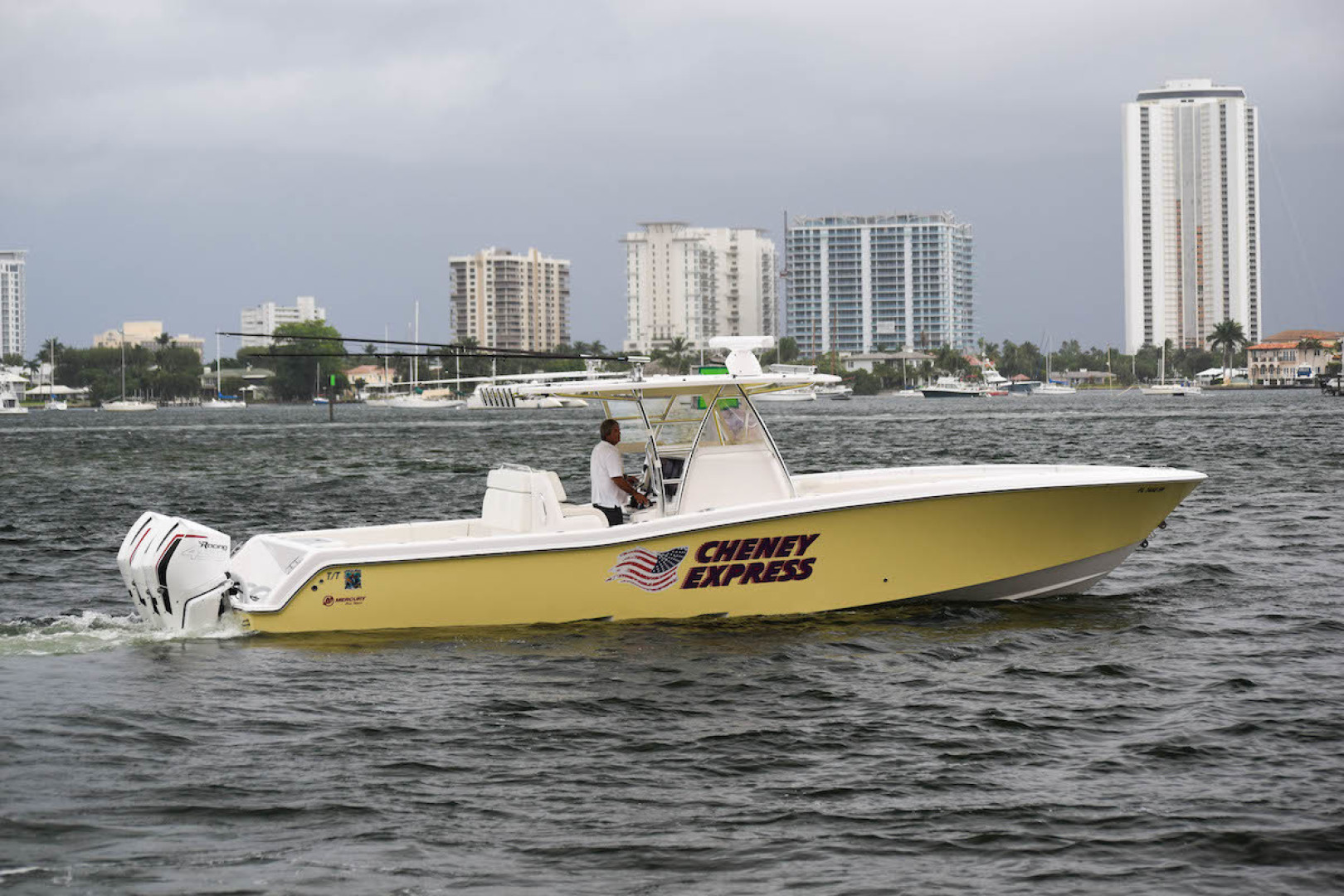 Invincible-39 Open Fisherman 2020-39 Invincible Riviera Beach-Florida-United States-1515197 | Thumbnail