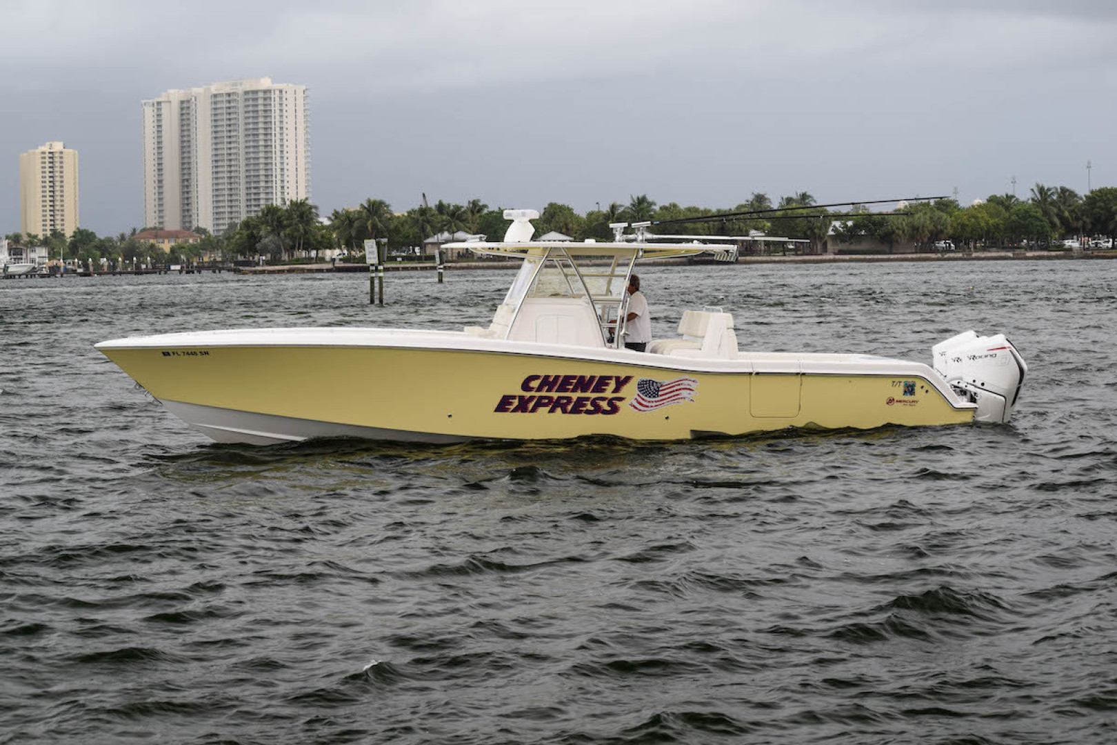 Invincible-39 Open Fisherman 2020-39 Invincible Riviera Beach-Florida-United States-1515199 | Thumbnail