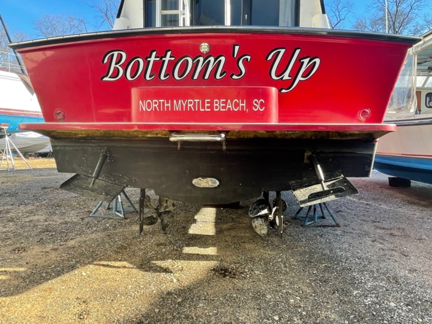 Picure of Bottom's Up