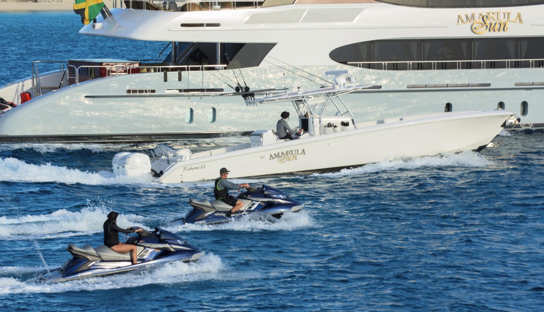 Trinity Yachts-164 Tri-deck Motor Yacht 2008-Amarula Sun Fort Lauderdale-Florida-United States-Water Toys-1514038 | Thumbnail