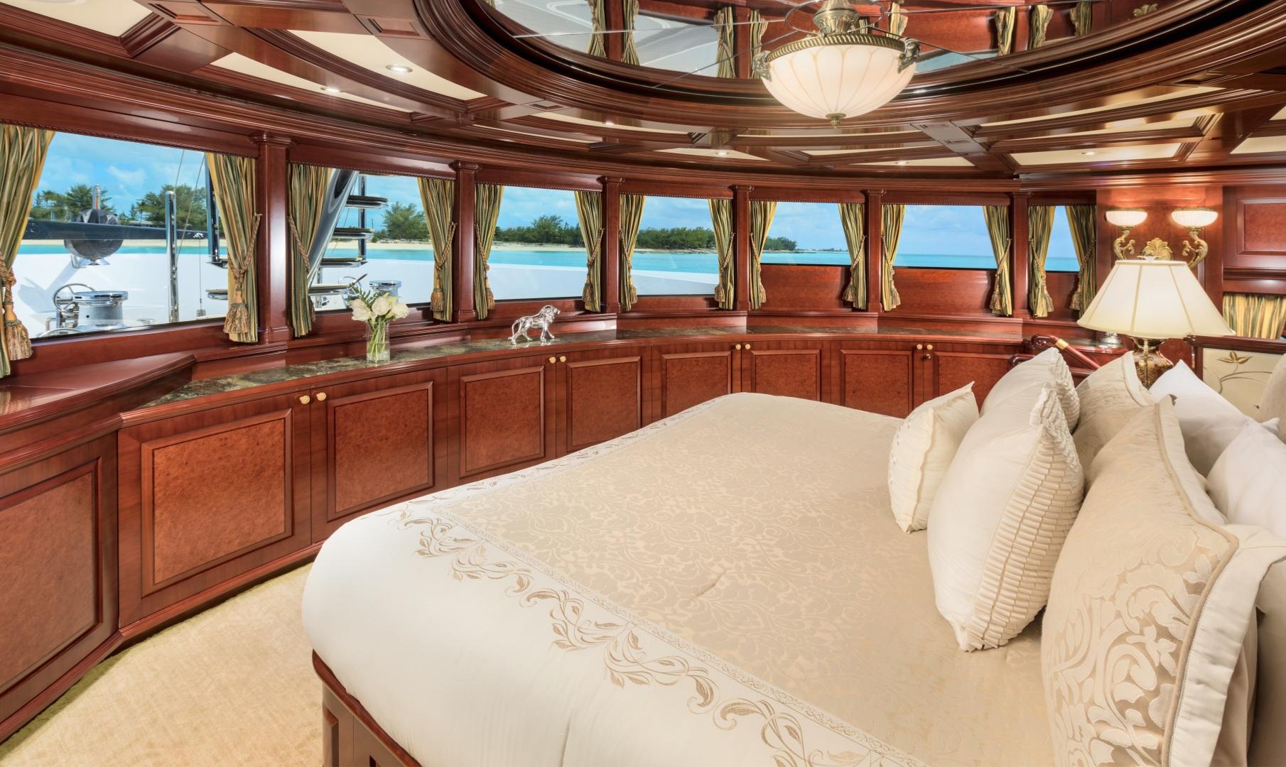 Trinity Yachts-164 Tri-deck Motor Yacht 2008-Amarula Sun Fort Lauderdale-Florida-United States-Luxurious Master Stateroom-1513919 | Thumbnail