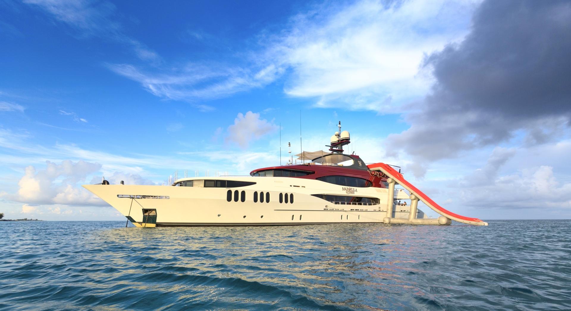 Trinity Yachts-164 Tri-deck Motor Yacht 2008-Amarula Sun Fort Lauderdale-Florida-United States-Port Profile-1513937 | Thumbnail