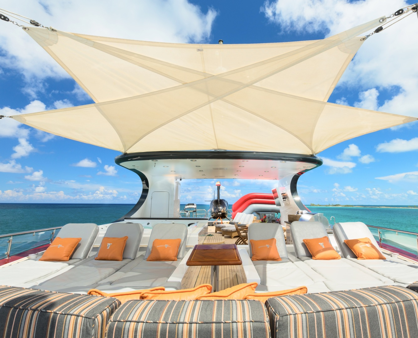 Trinity Yachts-164 Tri-deck Motor Yacht 2008-Amarula Sun Fort Lauderdale-Florida-United States-Sun Deck-1513960 | Thumbnail